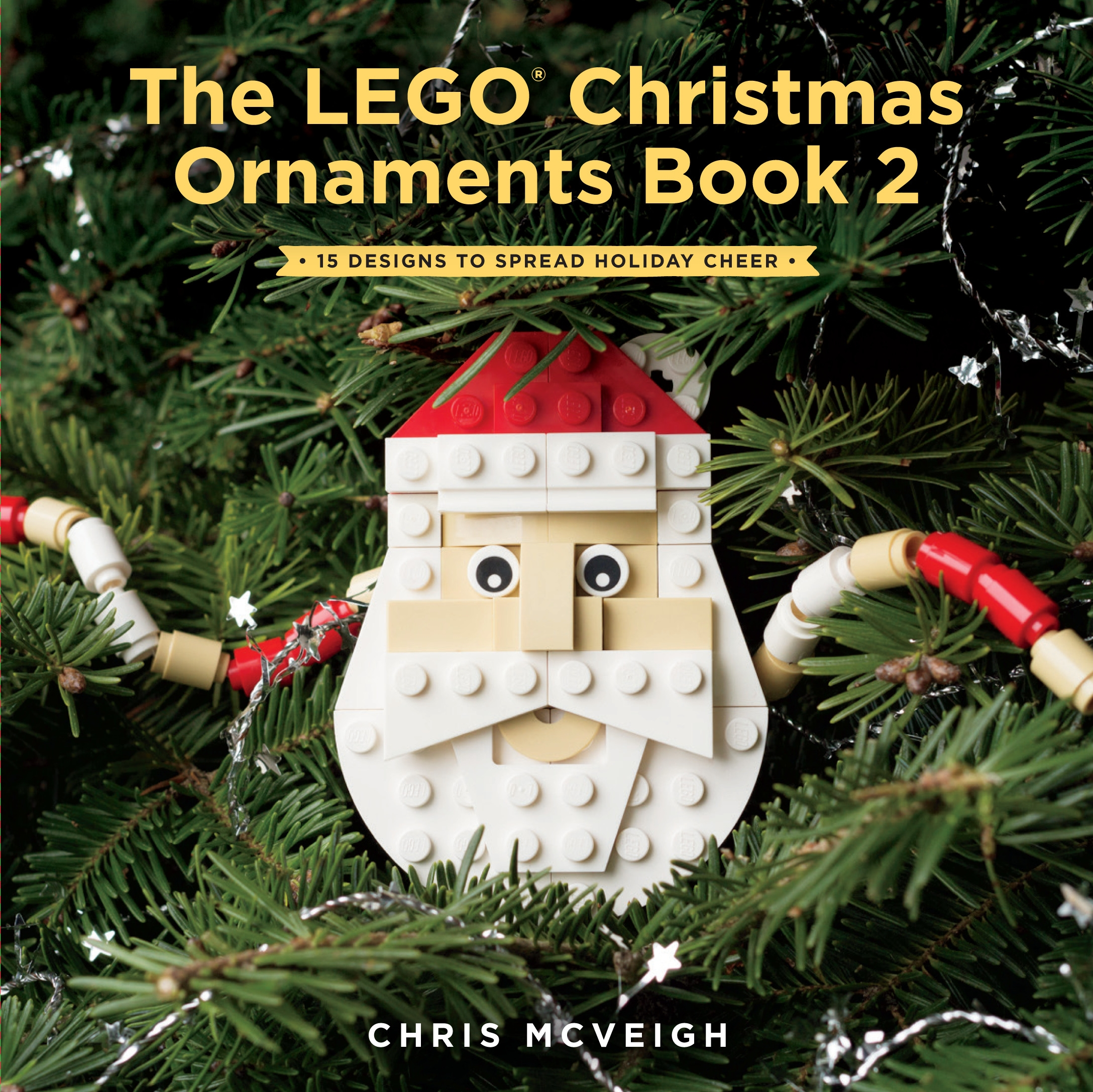 Christmas In Australia Book.The Lego Christmas Ornaments Book Volume 2 By Chris Mcveigh