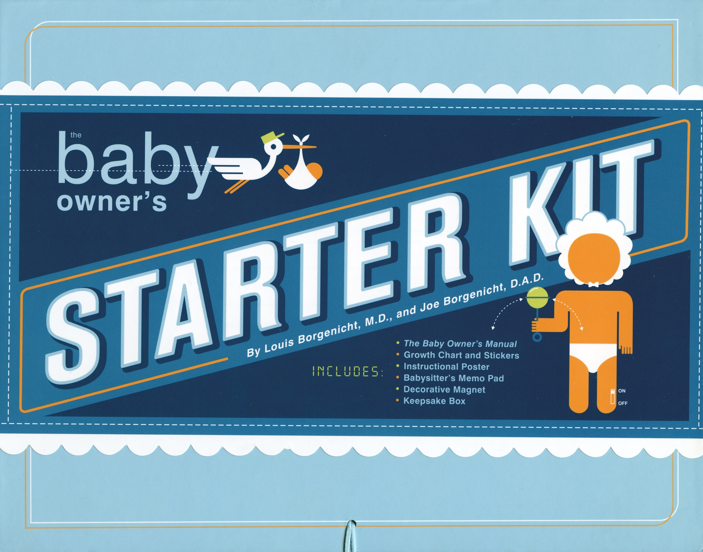 The Baby Owners Starter Kit By Louis Borgenicht Penguin Books