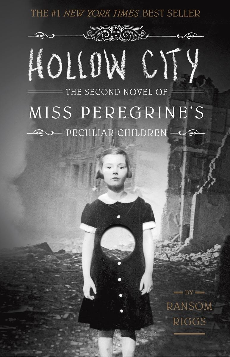 Resultado de imagen para hollow city cover