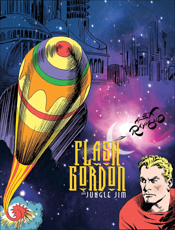 Definitive Flash Gordon And Jungle Jim Volume 1 by Alex Raymond ...