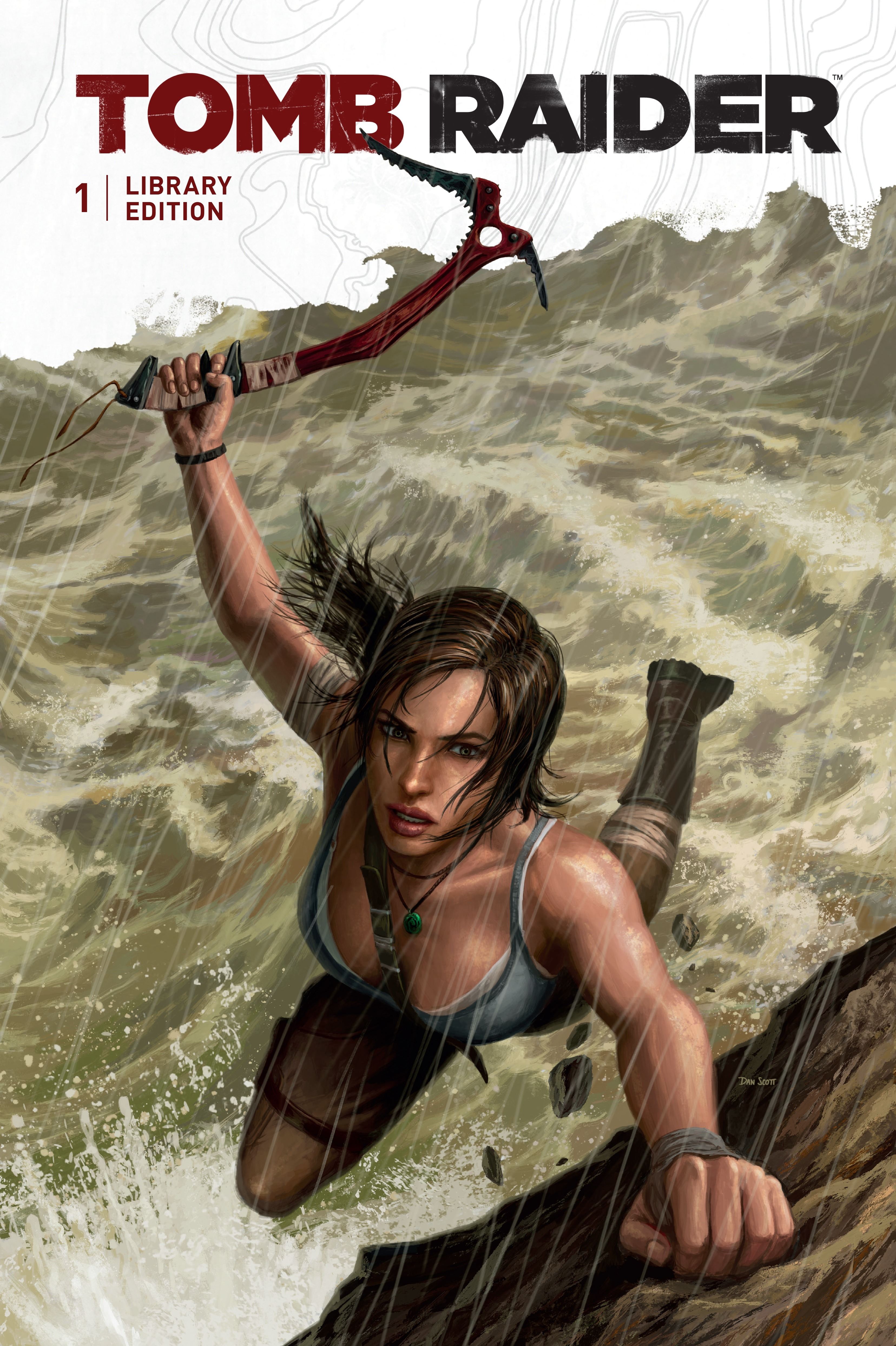 Tomb Raider Library Edition Volume 1 By Gail Simone Penguin