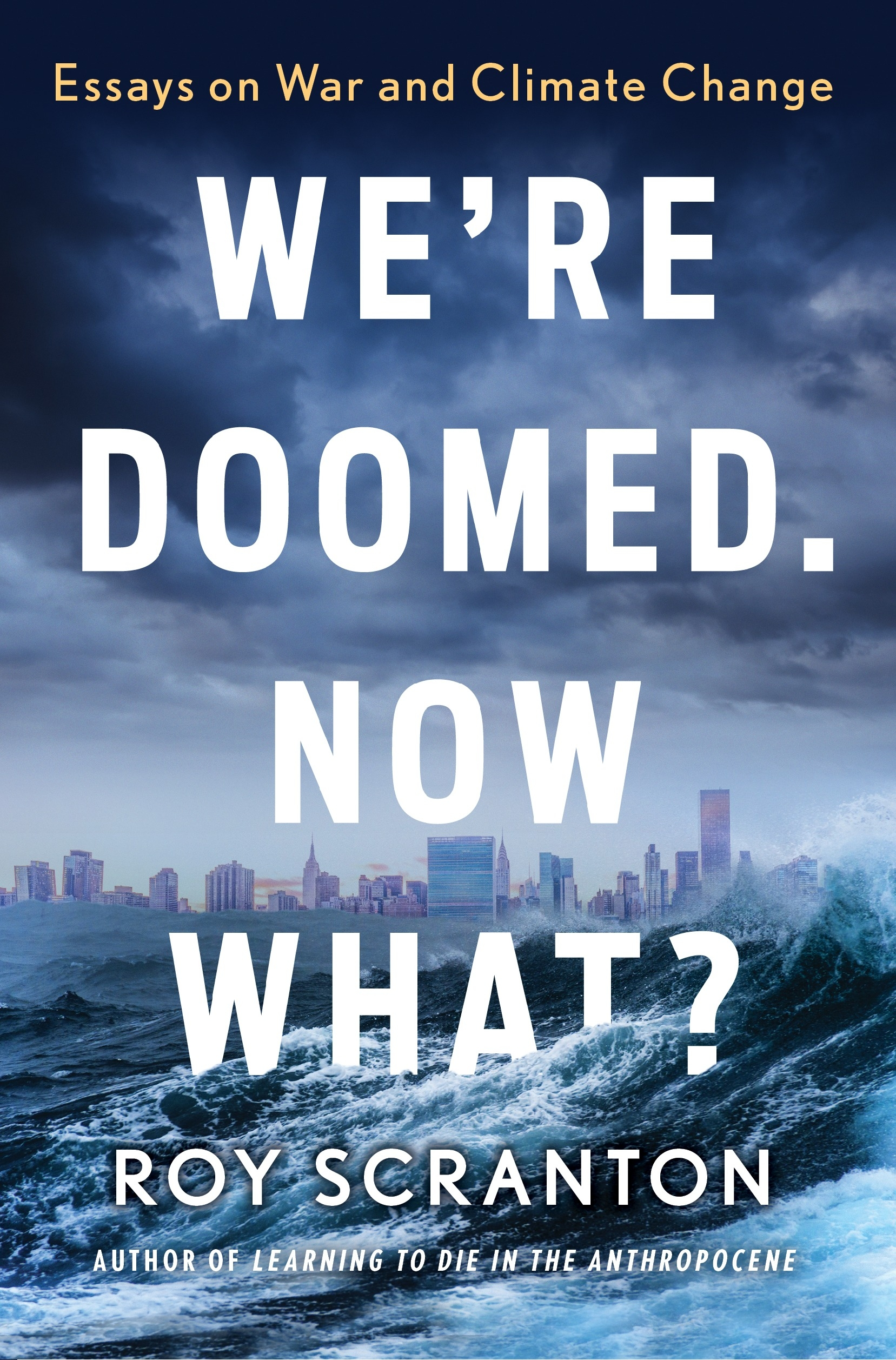 Image result for we're doomed what next