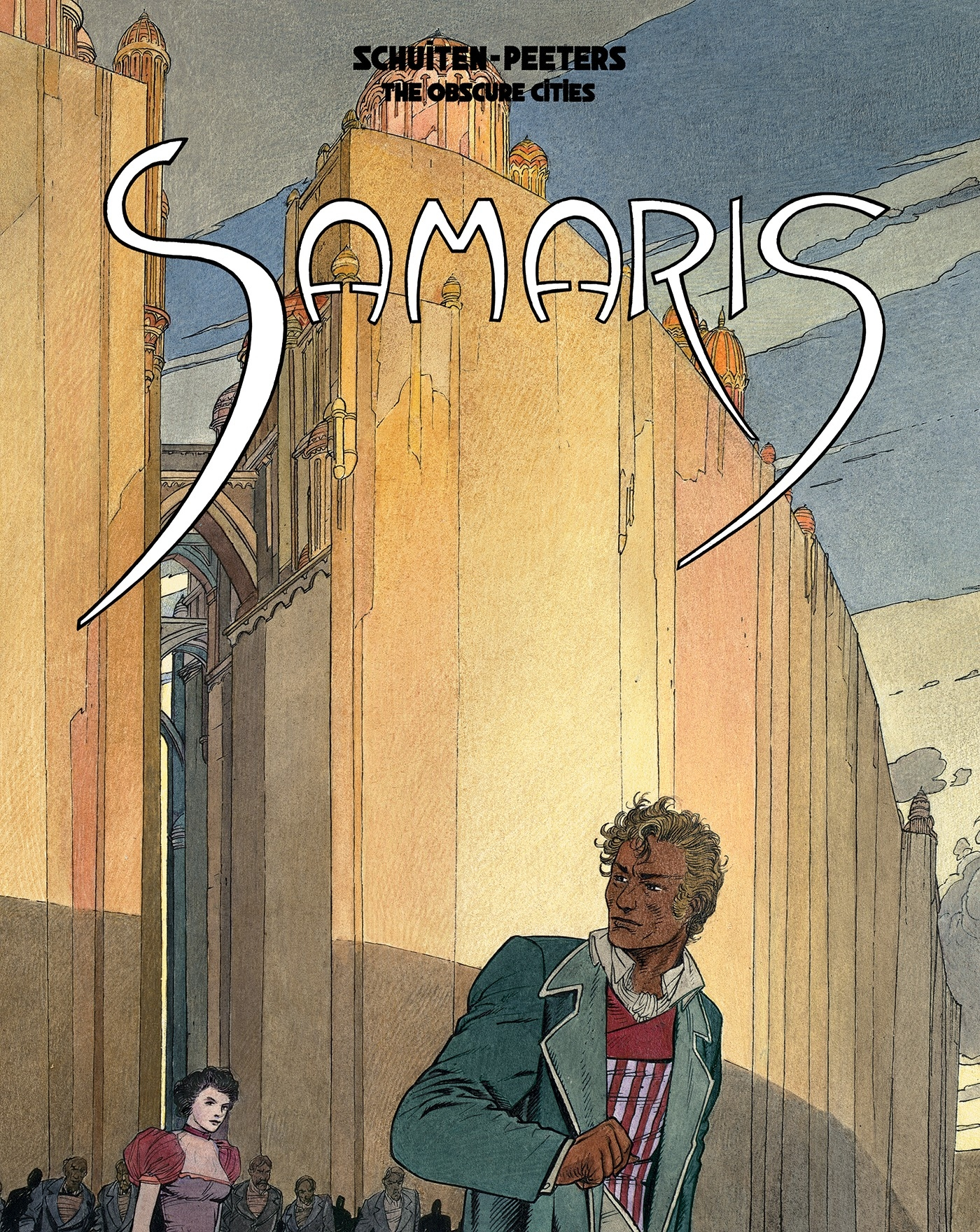 Hi Res Cover Samaris