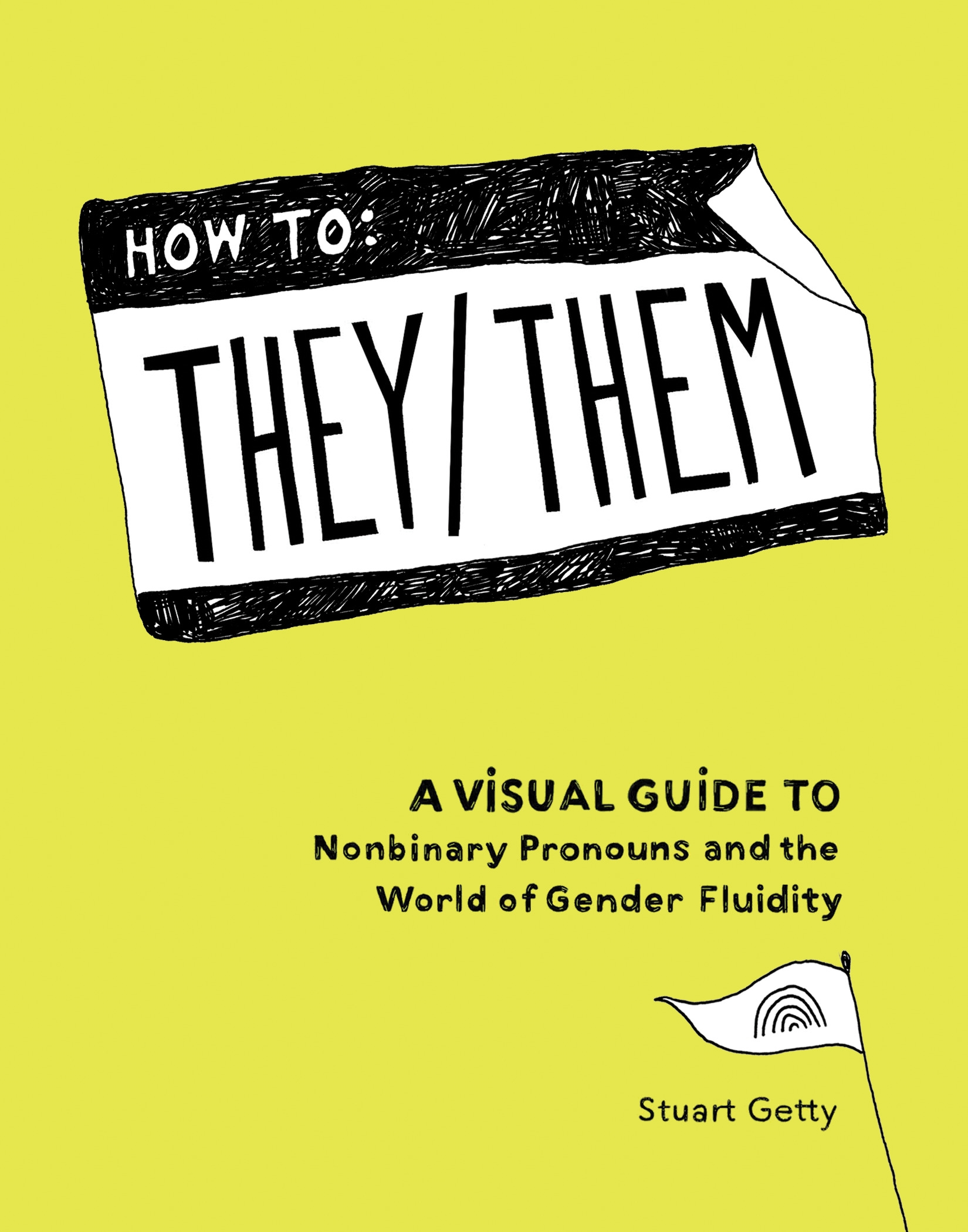 How to They/Them by Stuart Getty - Penguin Books Australia