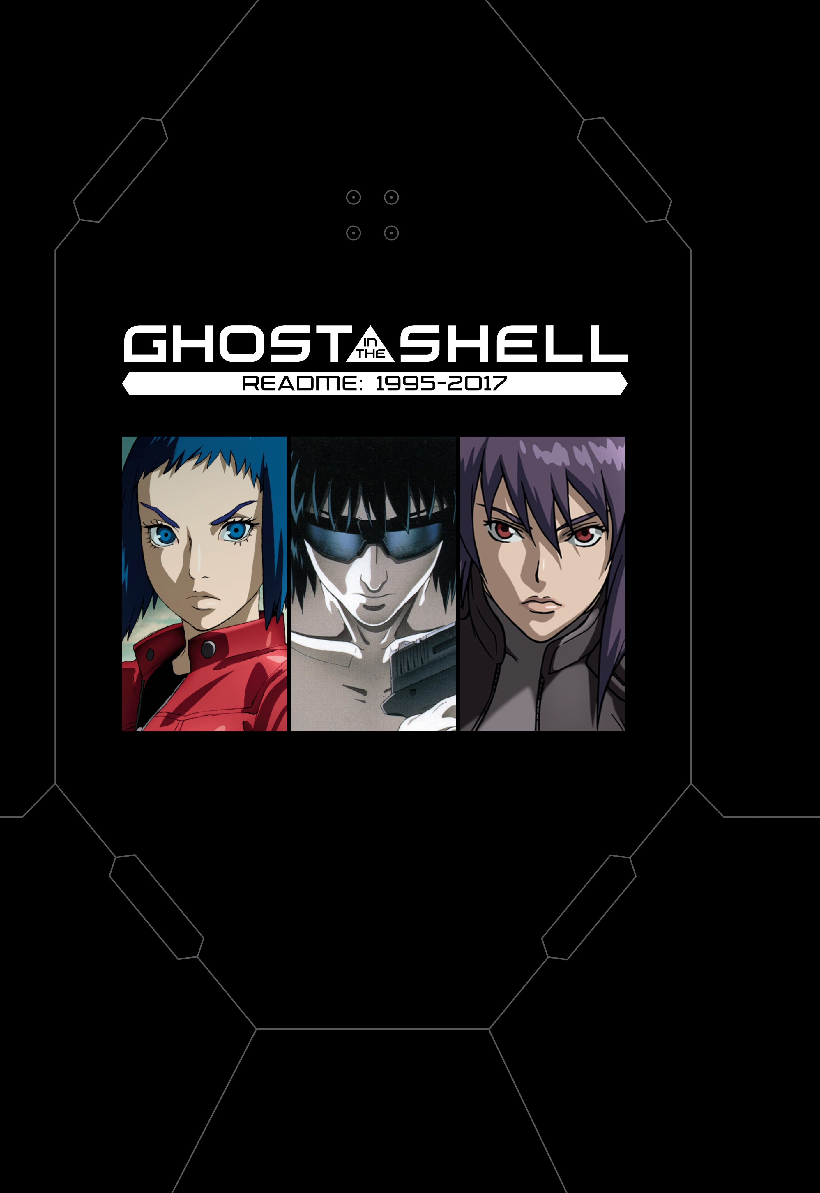 The Ghost In The Shell Readme 1995 2017 By Shirow Masamune Penguin Books Australia
