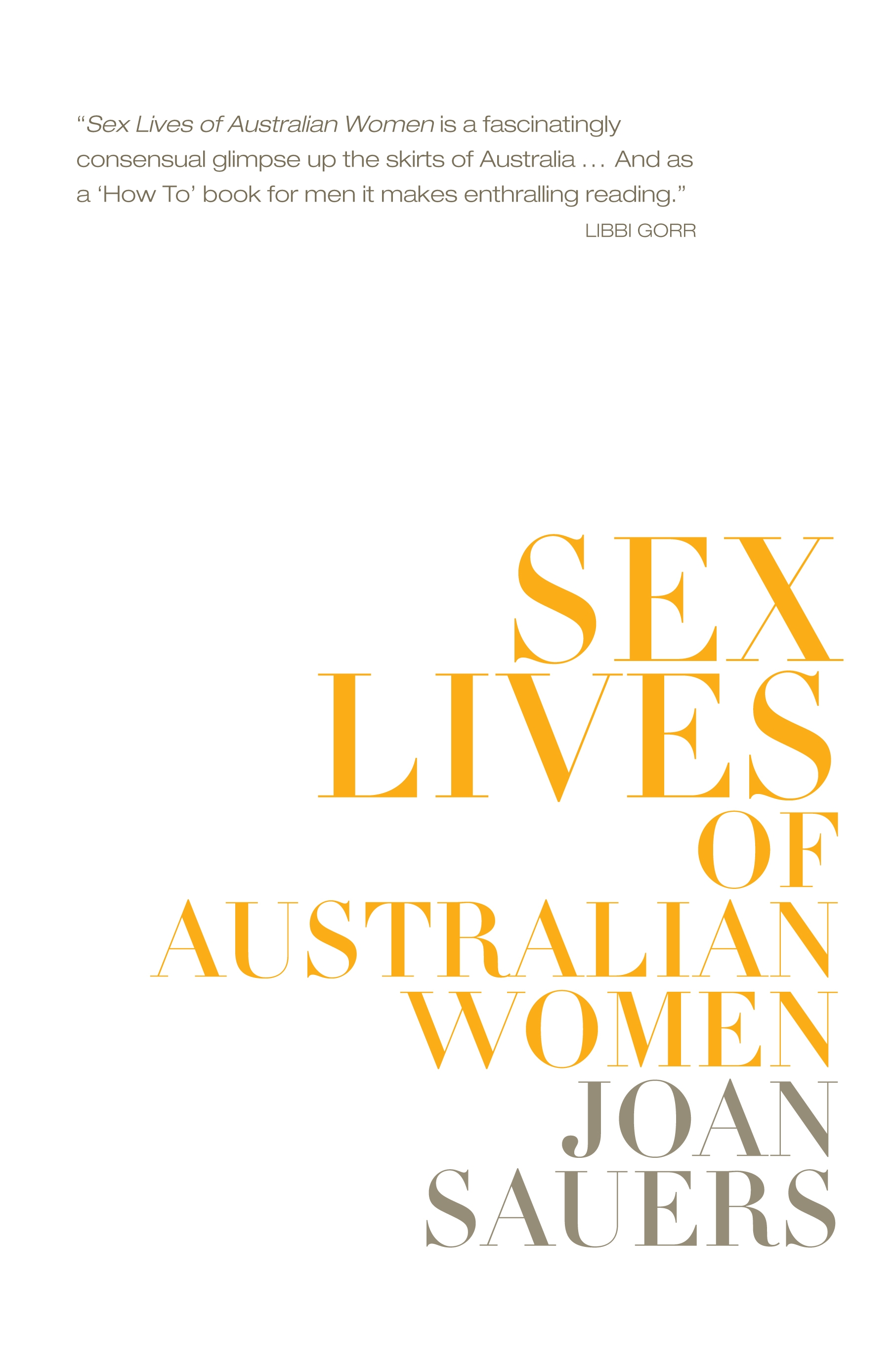 Sex behaviour survey sydney australia
