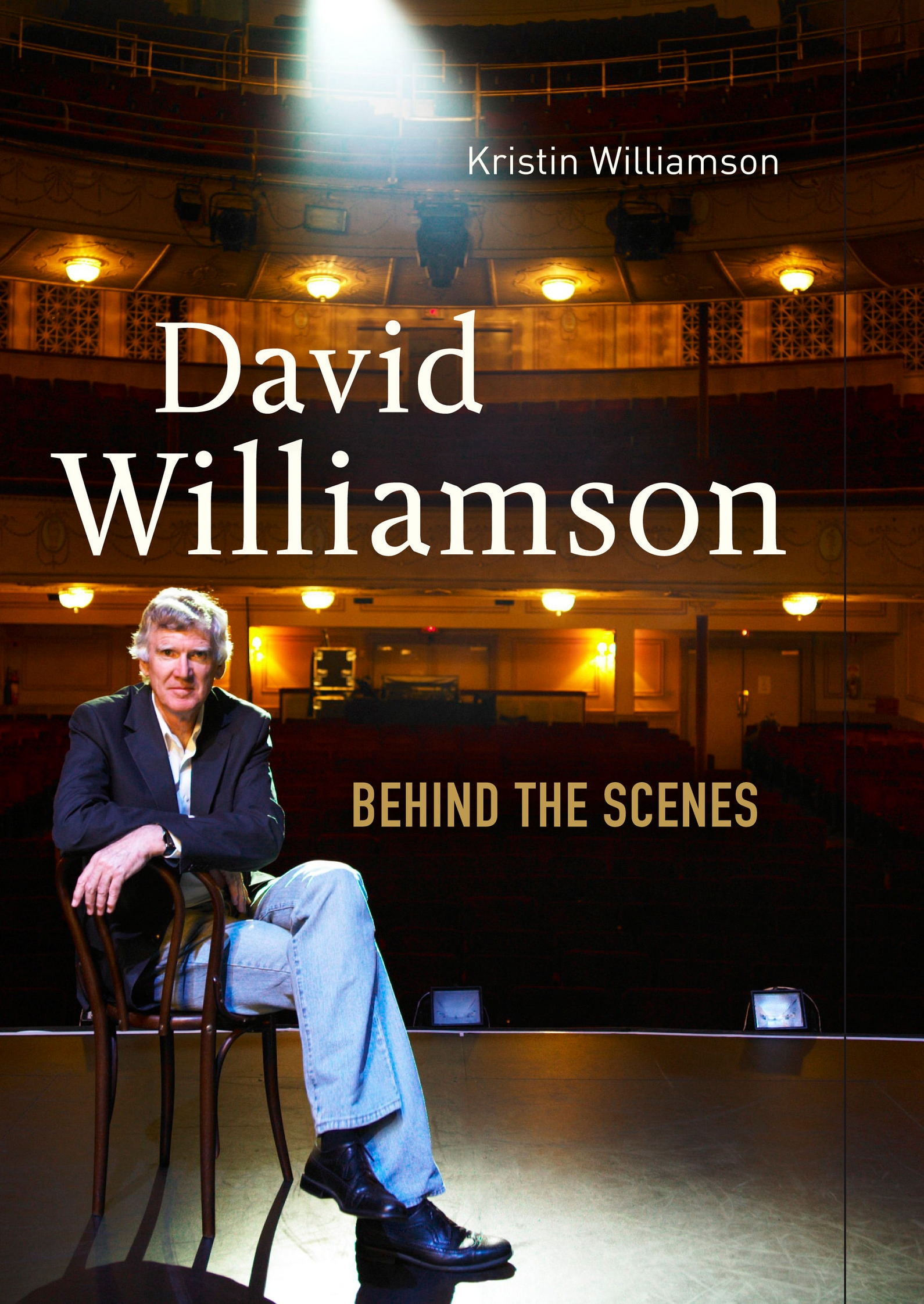 david williamsons the club and the On the outer surface, david williamson's 'the club' is an intriguing and humorous play about the power-plays within a melbourne football club.