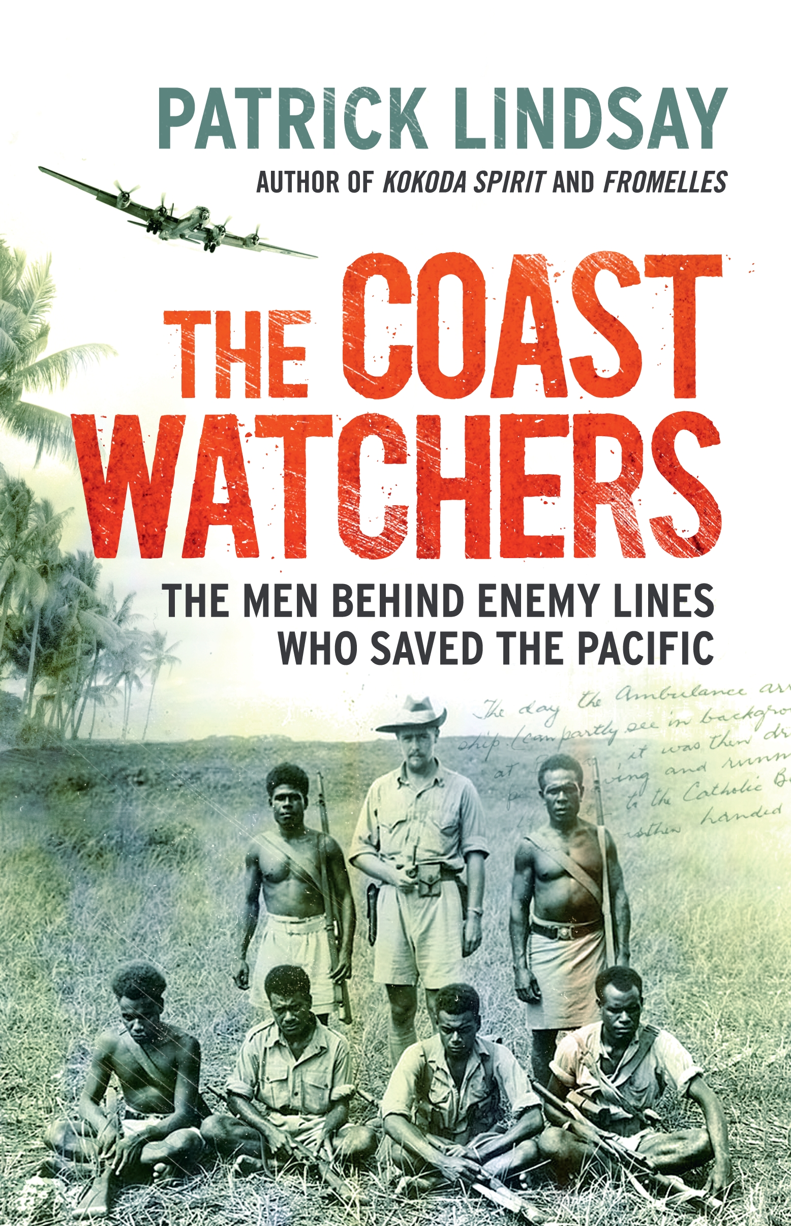 The Coast Watchers by Patrick Lindsay - Penguin Books New