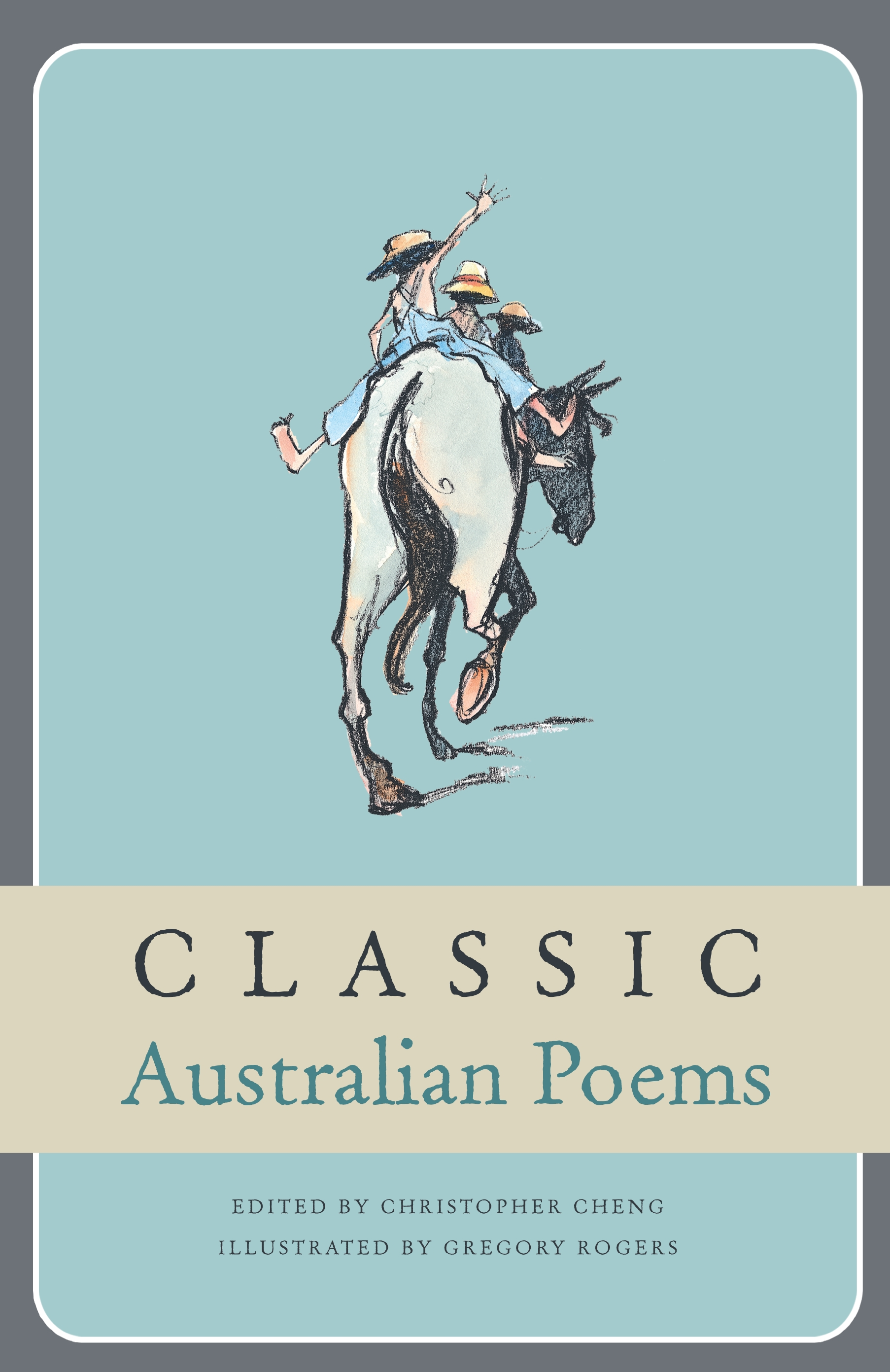 Classic Australian Poems by Christopher Cheng - Penguin