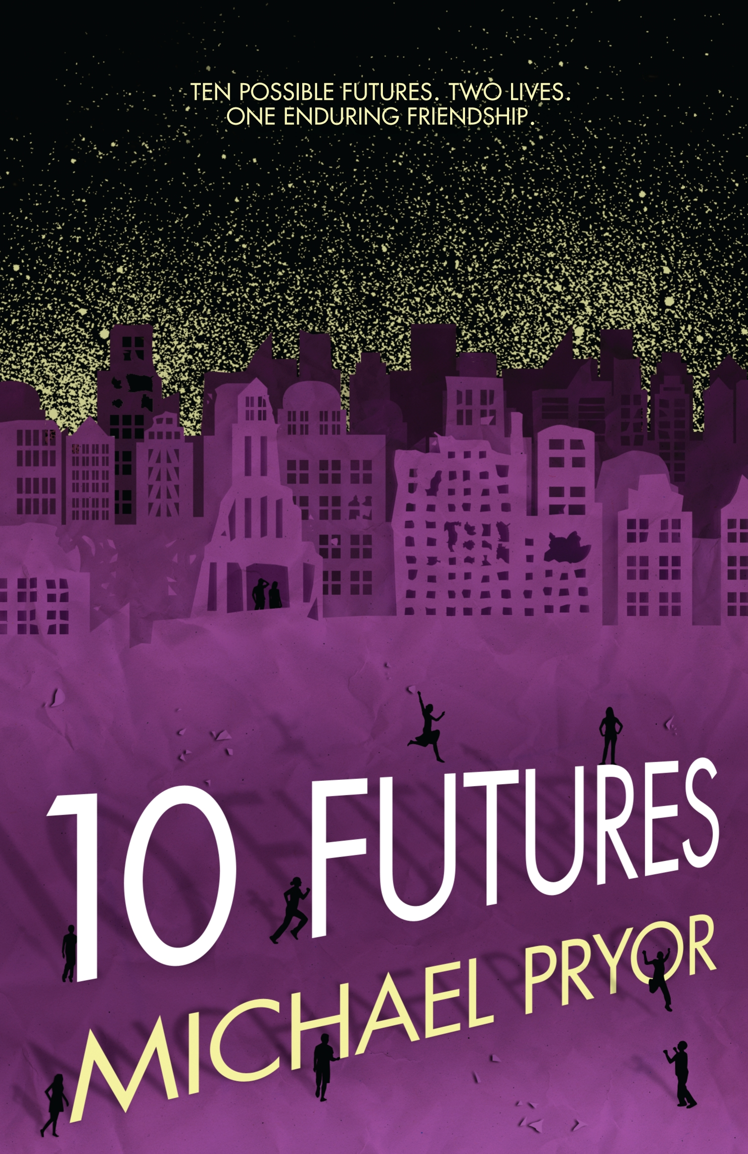 10 Futures by Michael Pryor - Penguin Books Australia