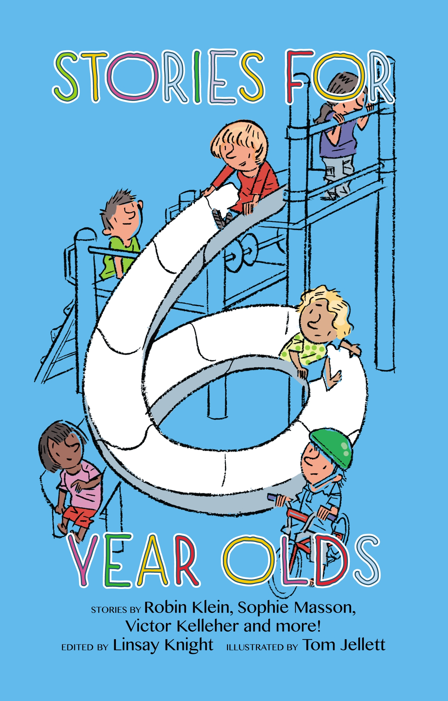 Stories For Six Year Olds By Linsay Knight Penguin Books
