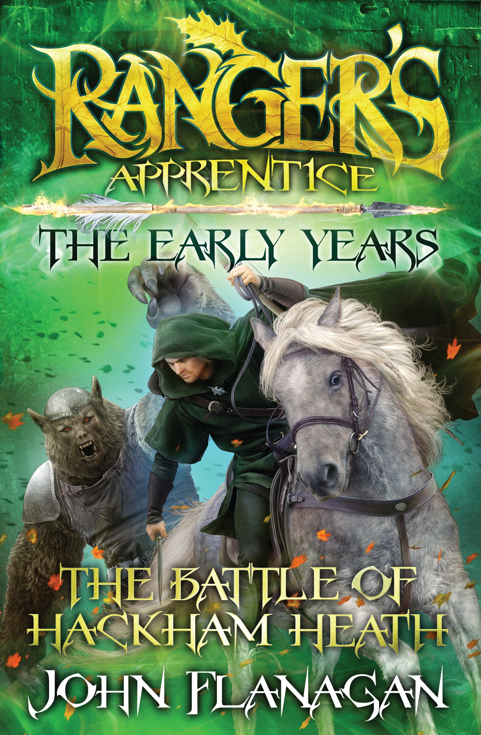 Ranger's Apprentice The Early Years 2: The Battle of Hackham