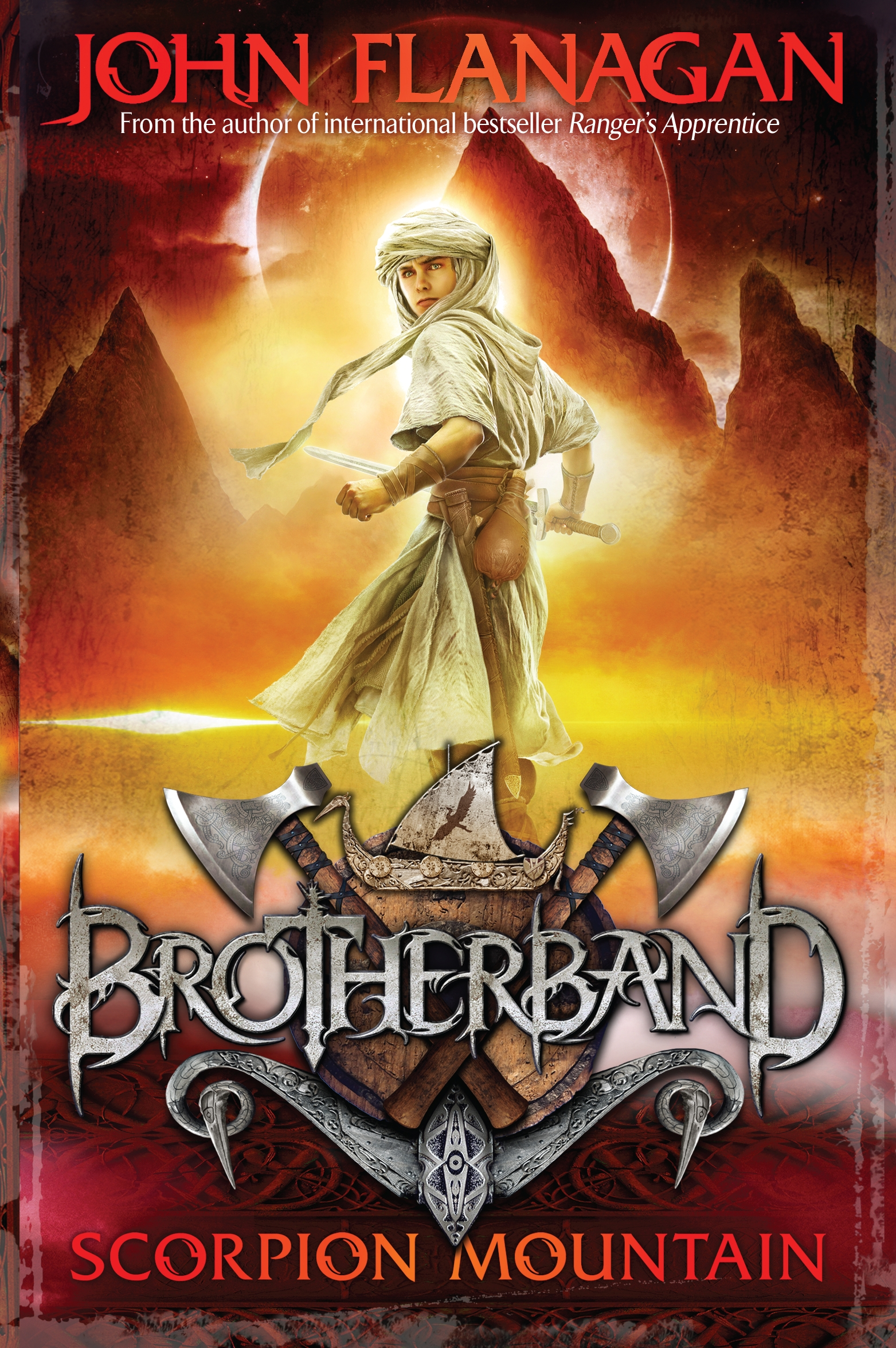 Brotherband Chronicles (Books 1-5 in the Series): Amazon ...