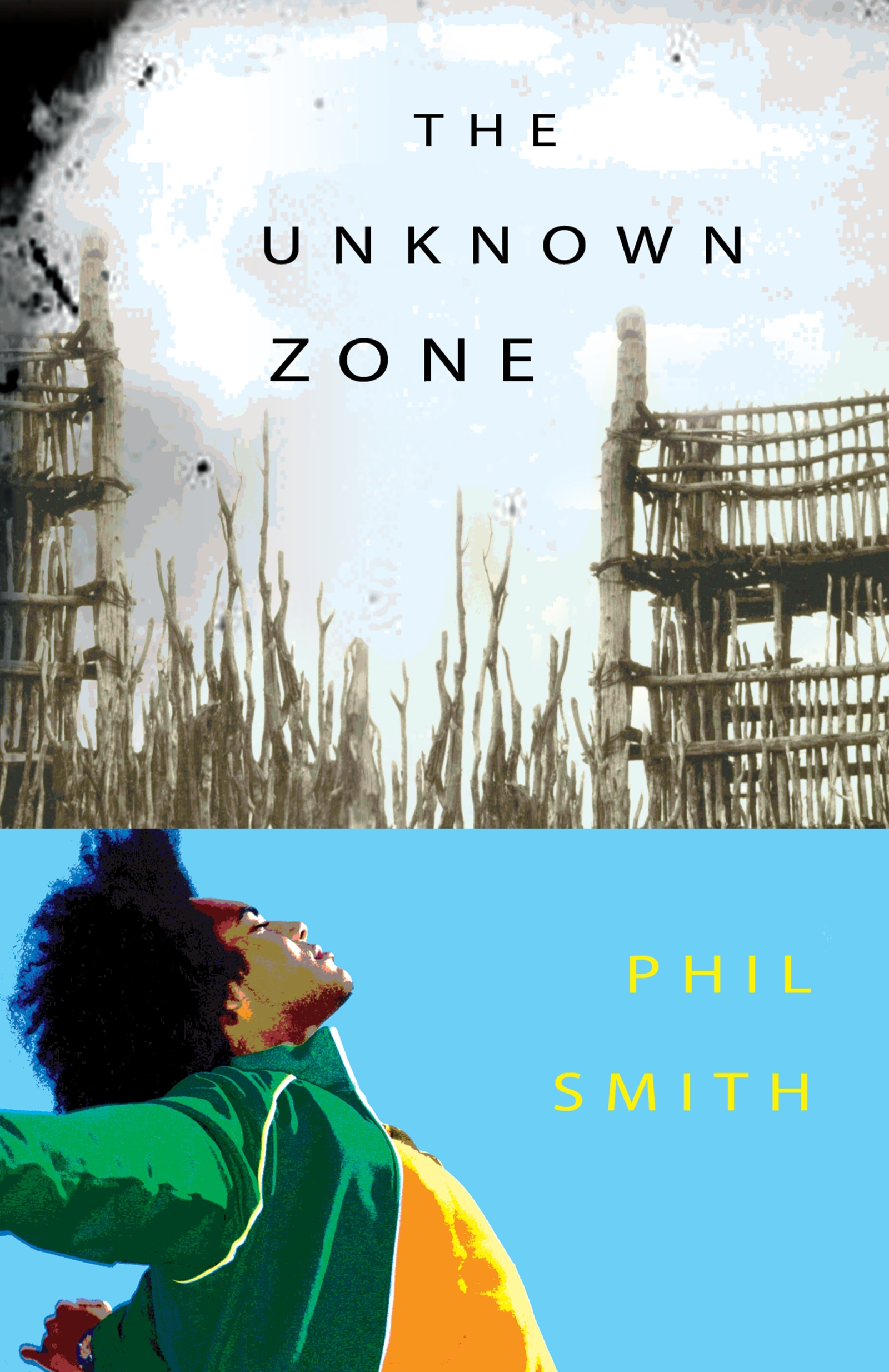Penguin Book Cover Zone : The unknown zone by phil smith penguin books new zealand
