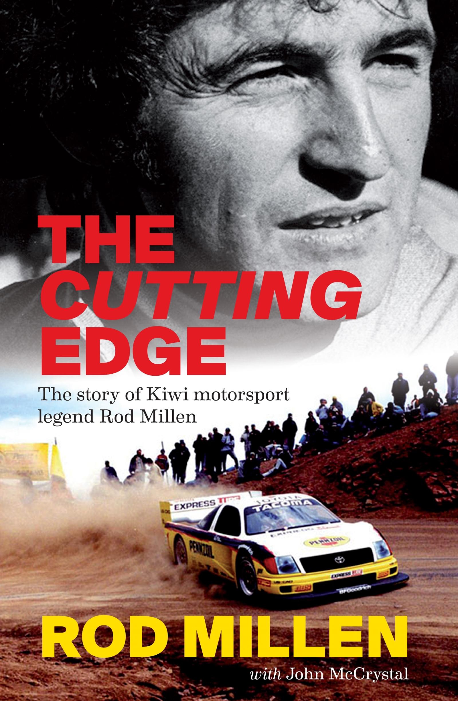 The Cutting Edge By Rod Millen Penguin Books Australia