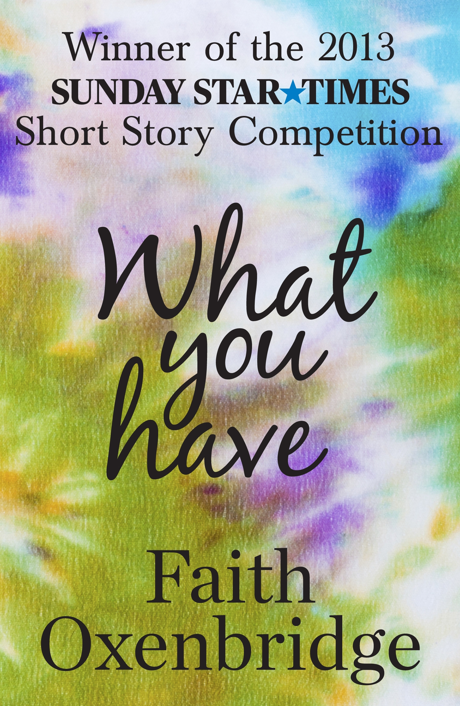 Penguin Book Cover Competition Previous Winners : What you have by faith oxenbridge penguin books new zealand