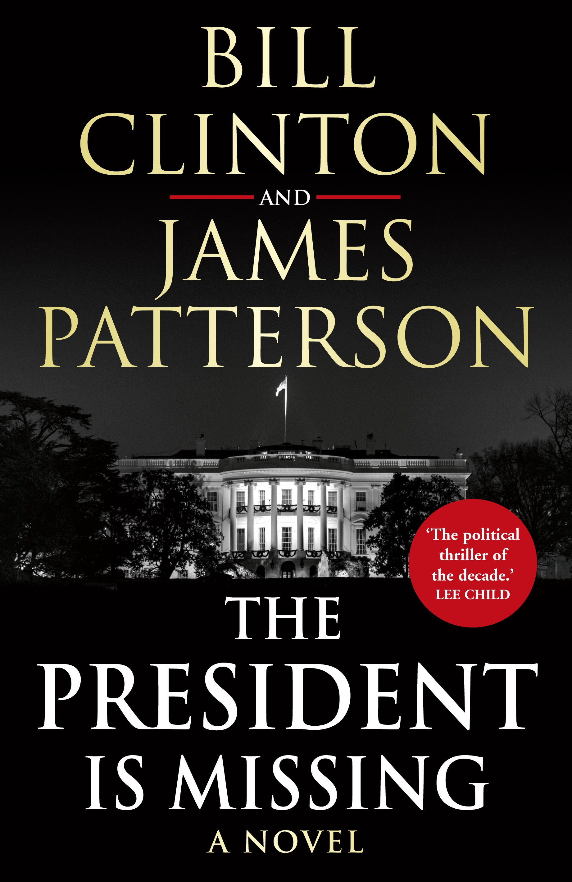 Image result for the president is missing book