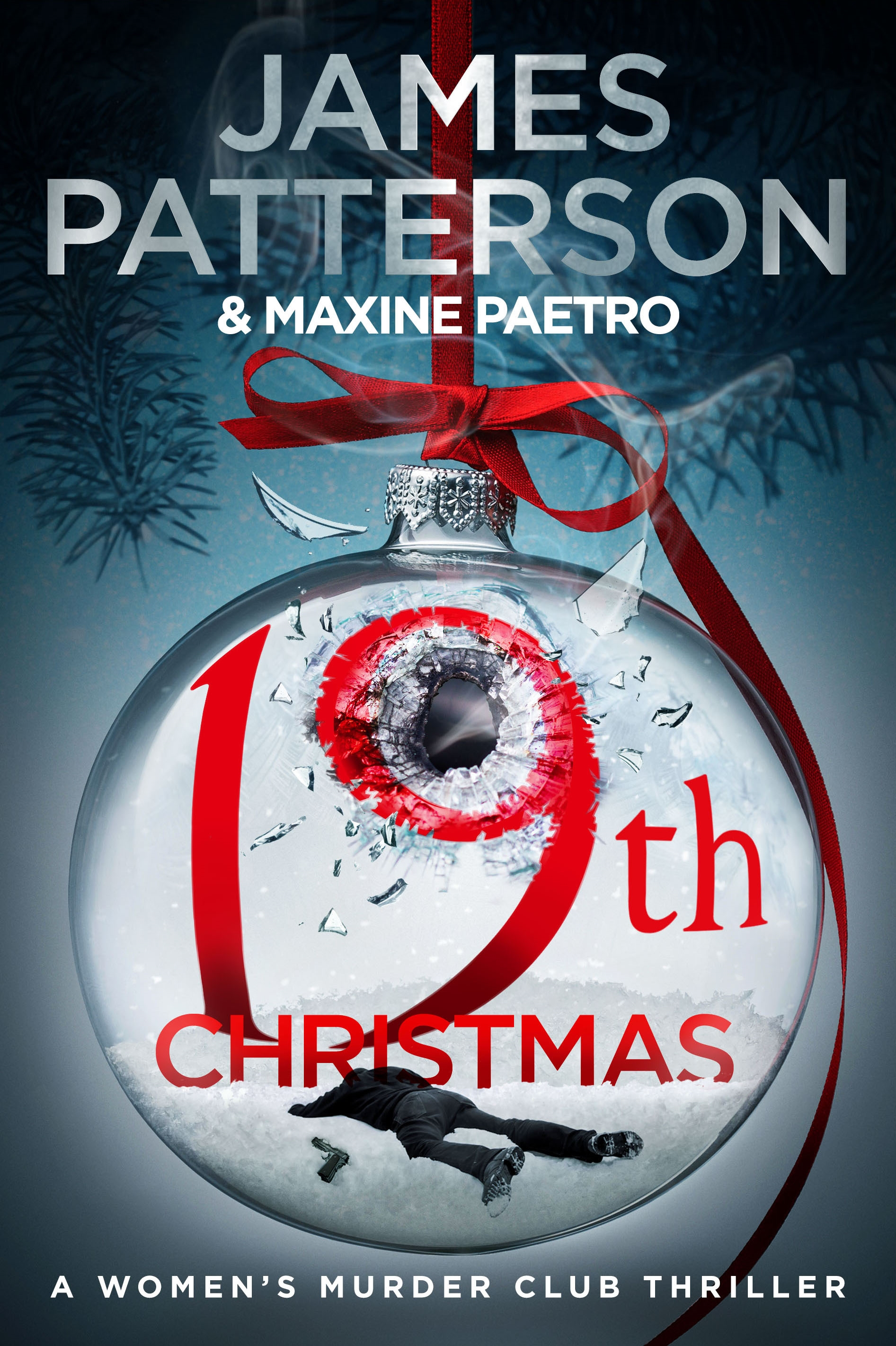 Almost Christmas Means It Wasnt Christmas.Extract 19th Christmas By James Patterson Penguin Books
