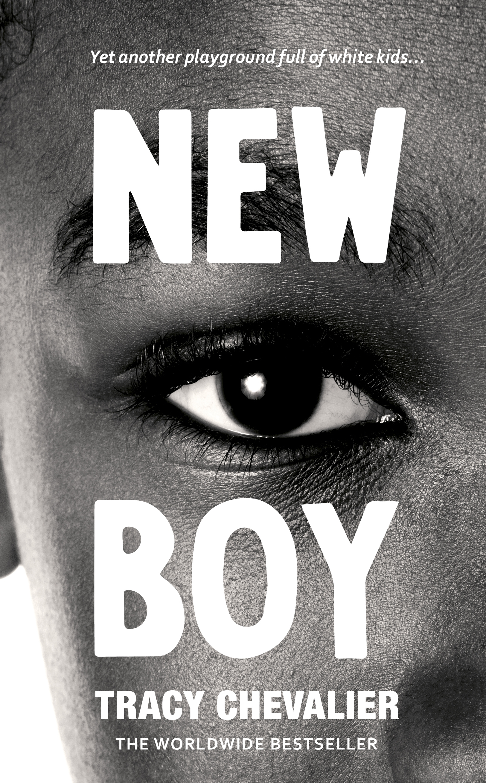 Black Boy Book Cover : New boy by tracy chevalier penguin books australia