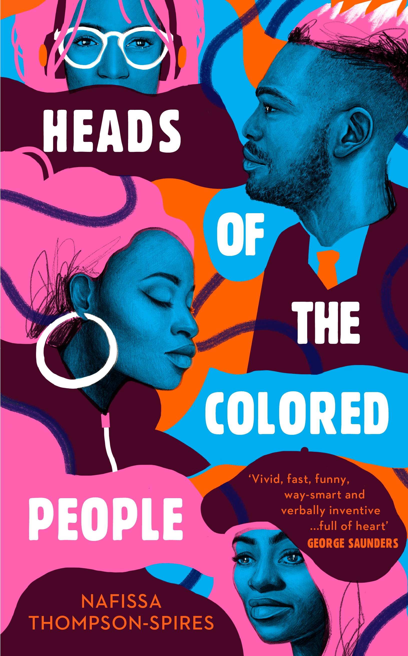 Image result for The Heads of the Colored People by Nafissa Thompson-Spires