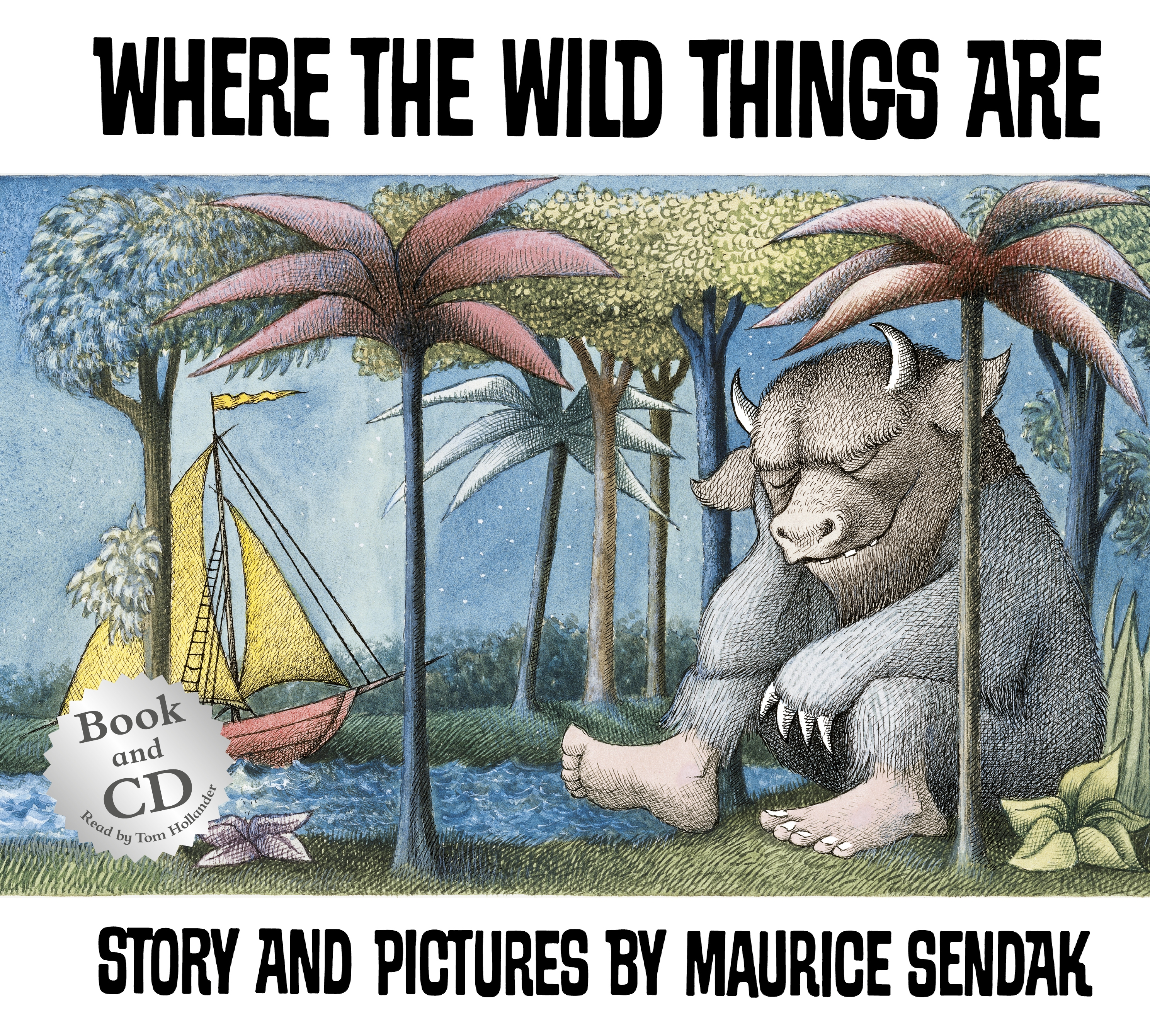 Where The Wild Things Are By Maurice Sendak Penguin