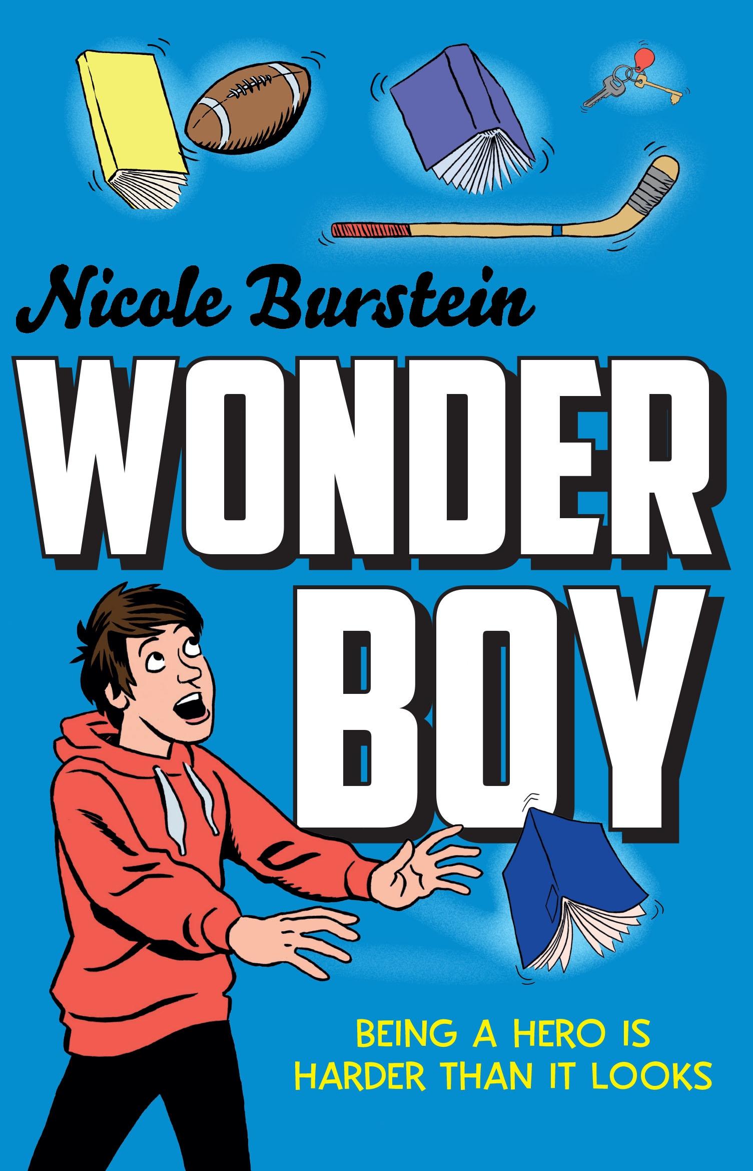 Wonderboy By Nicole Burstein