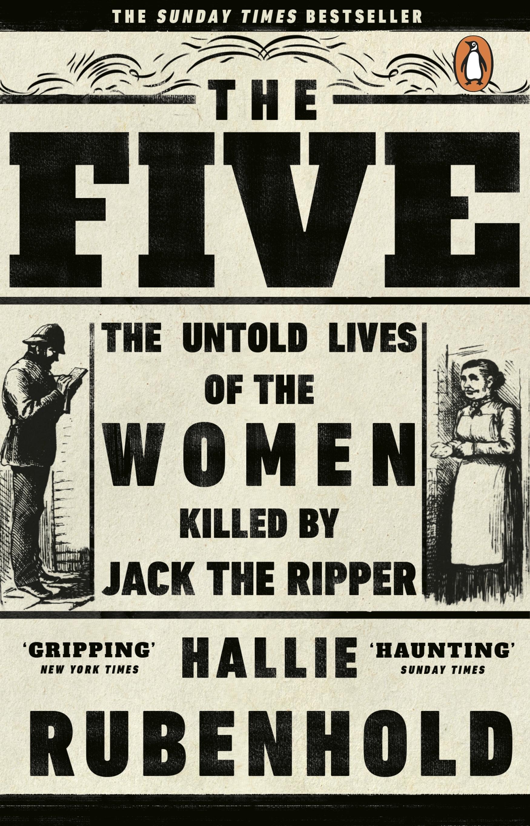 The Five by Hallie Rubenhold - Penguin Books Australia