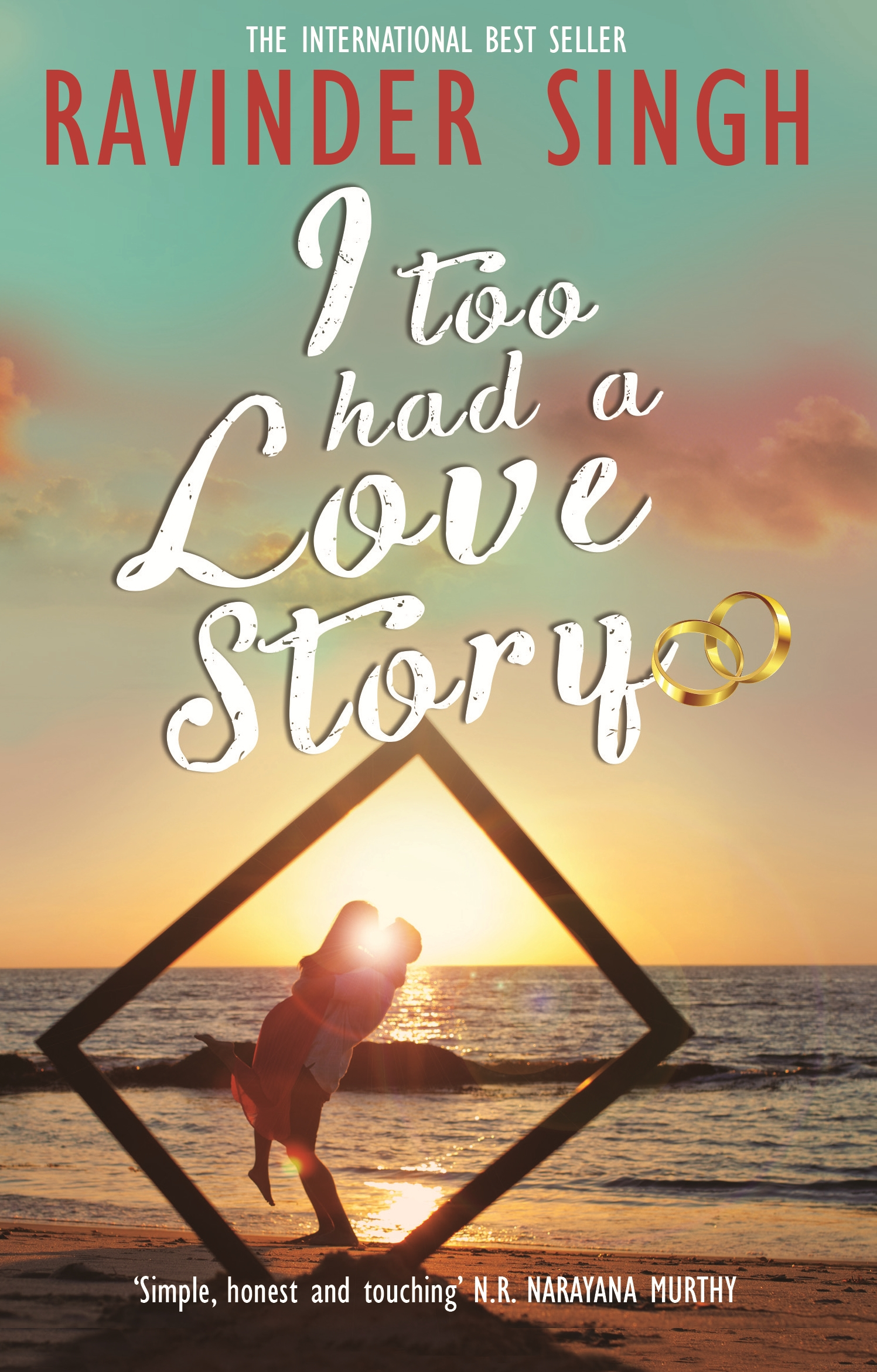 I Too Had A Love Story By Ravinder Singh Penguin Books Australia