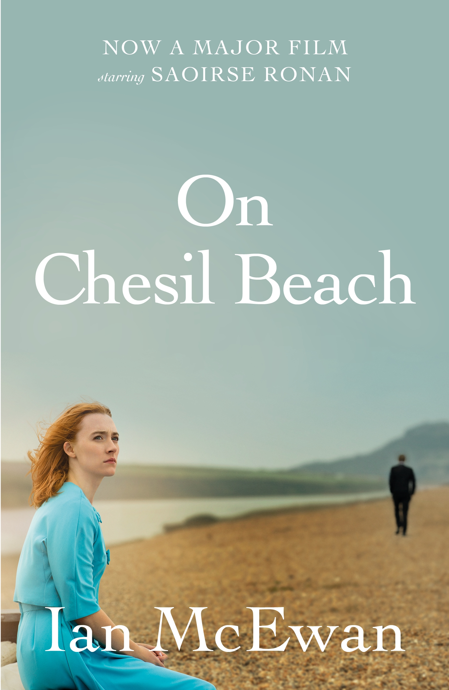 """on chesil beach """"on chesil beach"""" would be an uncomfortable sit even if director dominic cooke's film version of the ian mcewan novella had figured out an effective tone and style for these clammy little ."""