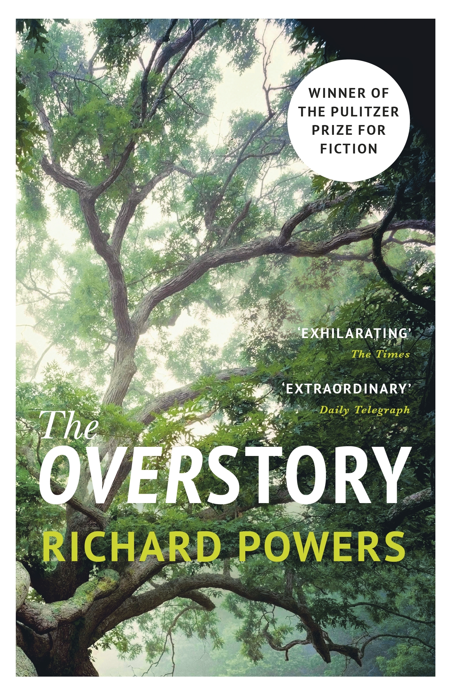4b1c954cbe8cf The Overstory by Richard Powers - Penguin Books New Zealand