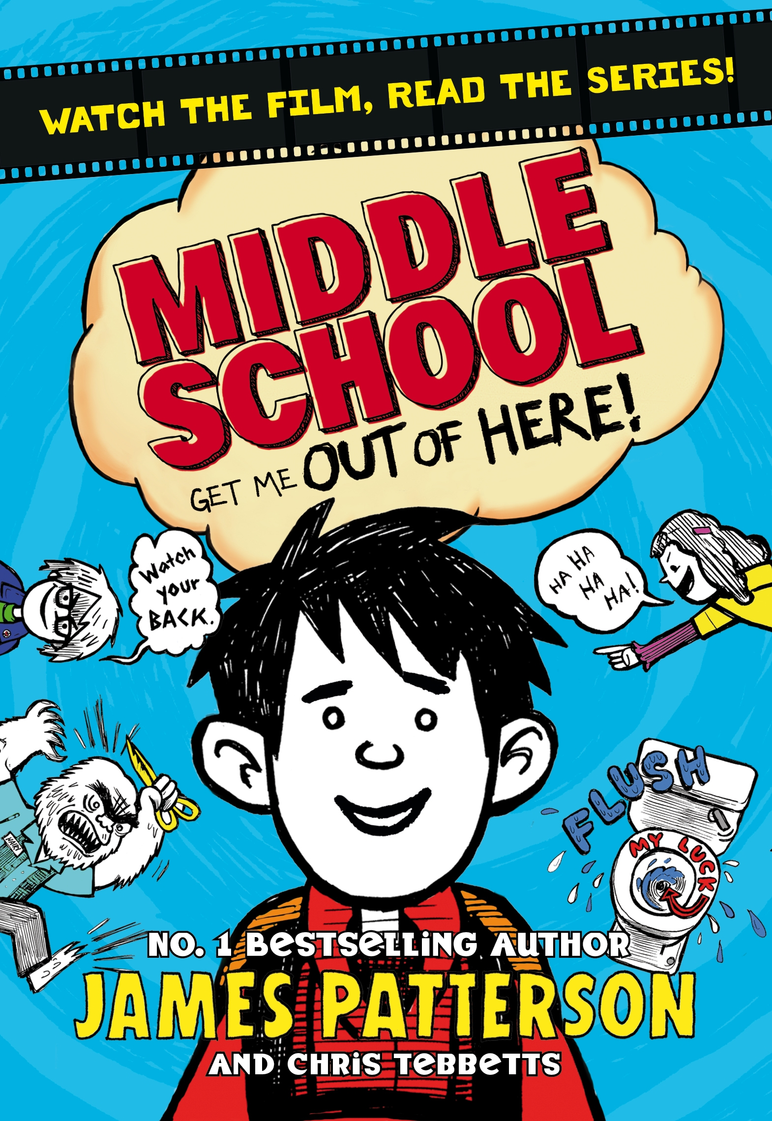 Middle School Book Cover : Middle school get me out of here by james patterson
