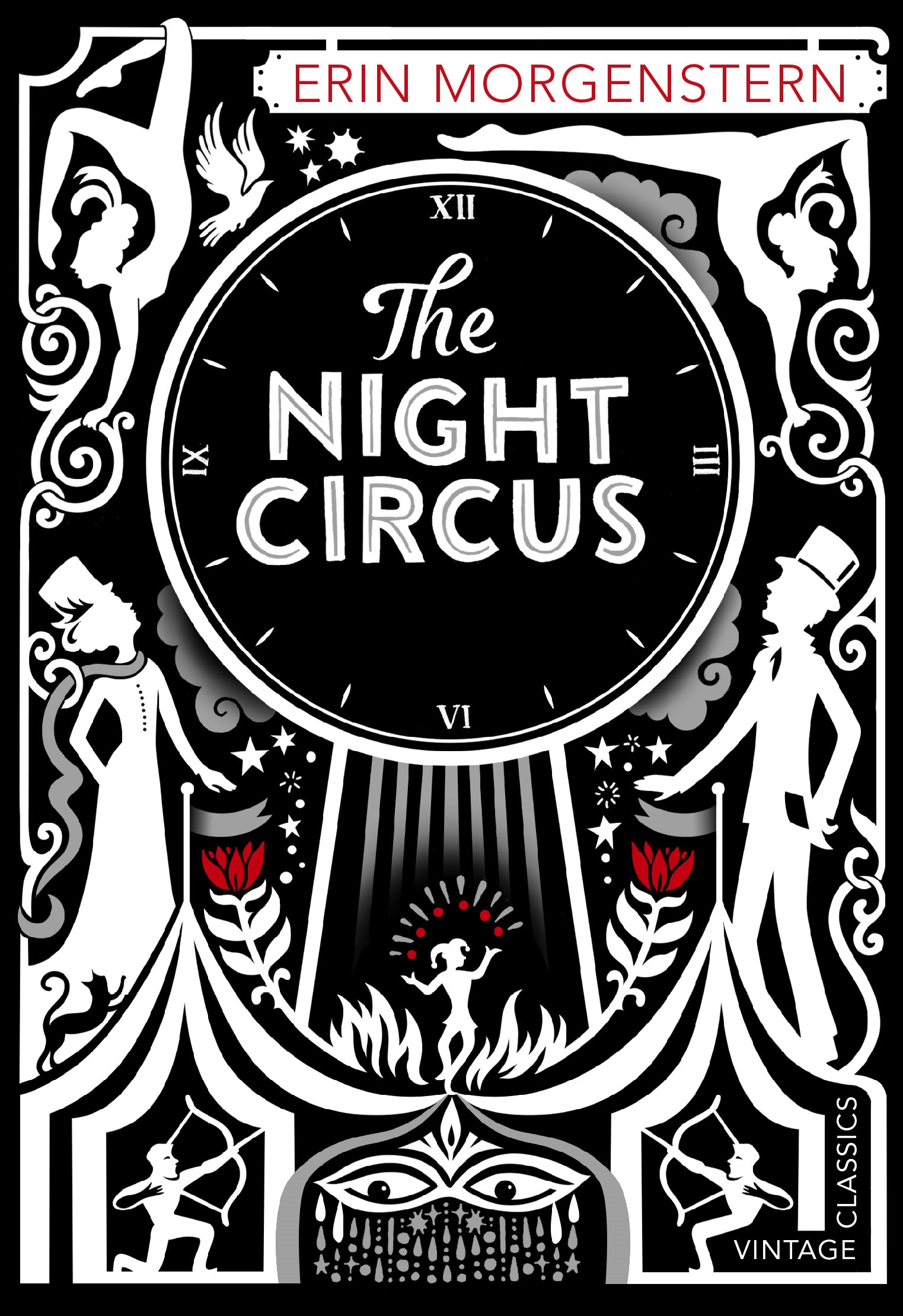 The Night Circus By Erin Morgenstern Penguin Books Australia