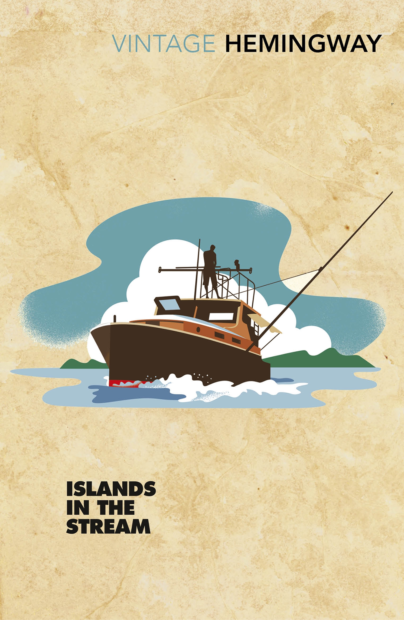 Islands in the Stream by Ernest Hemingway - Penguin Books