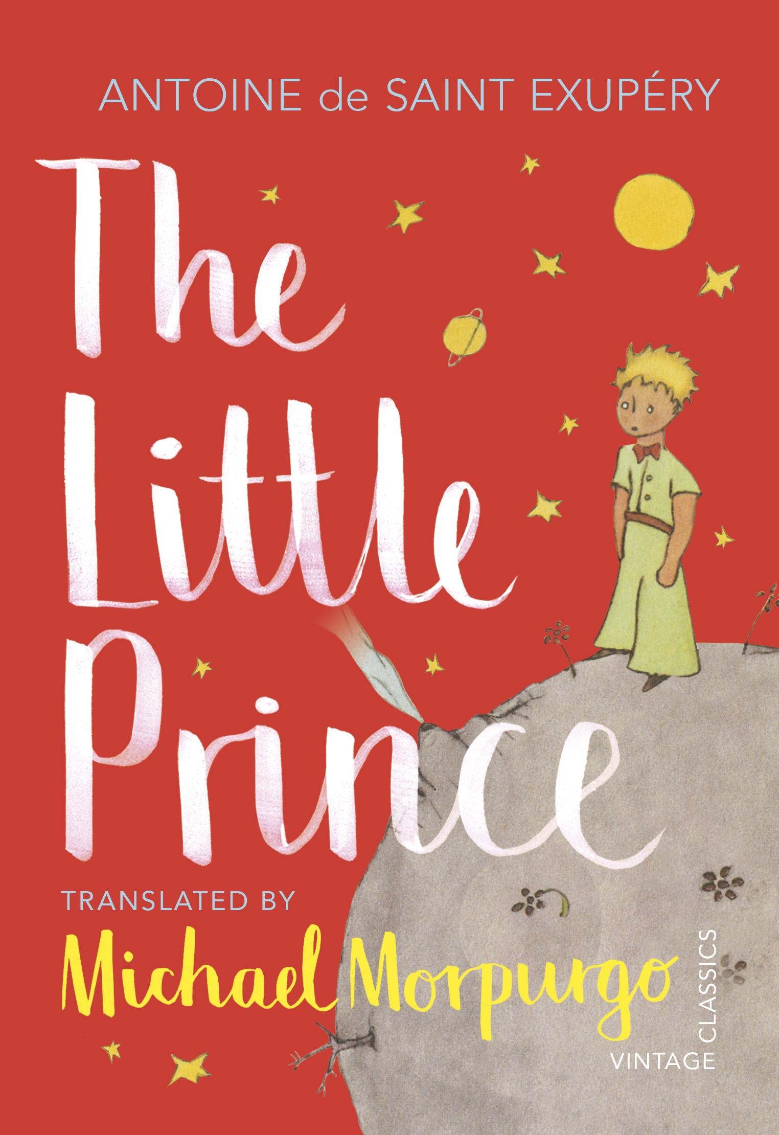 The Little Prince By Antoine De Saint Exupery Penguin Books Australia