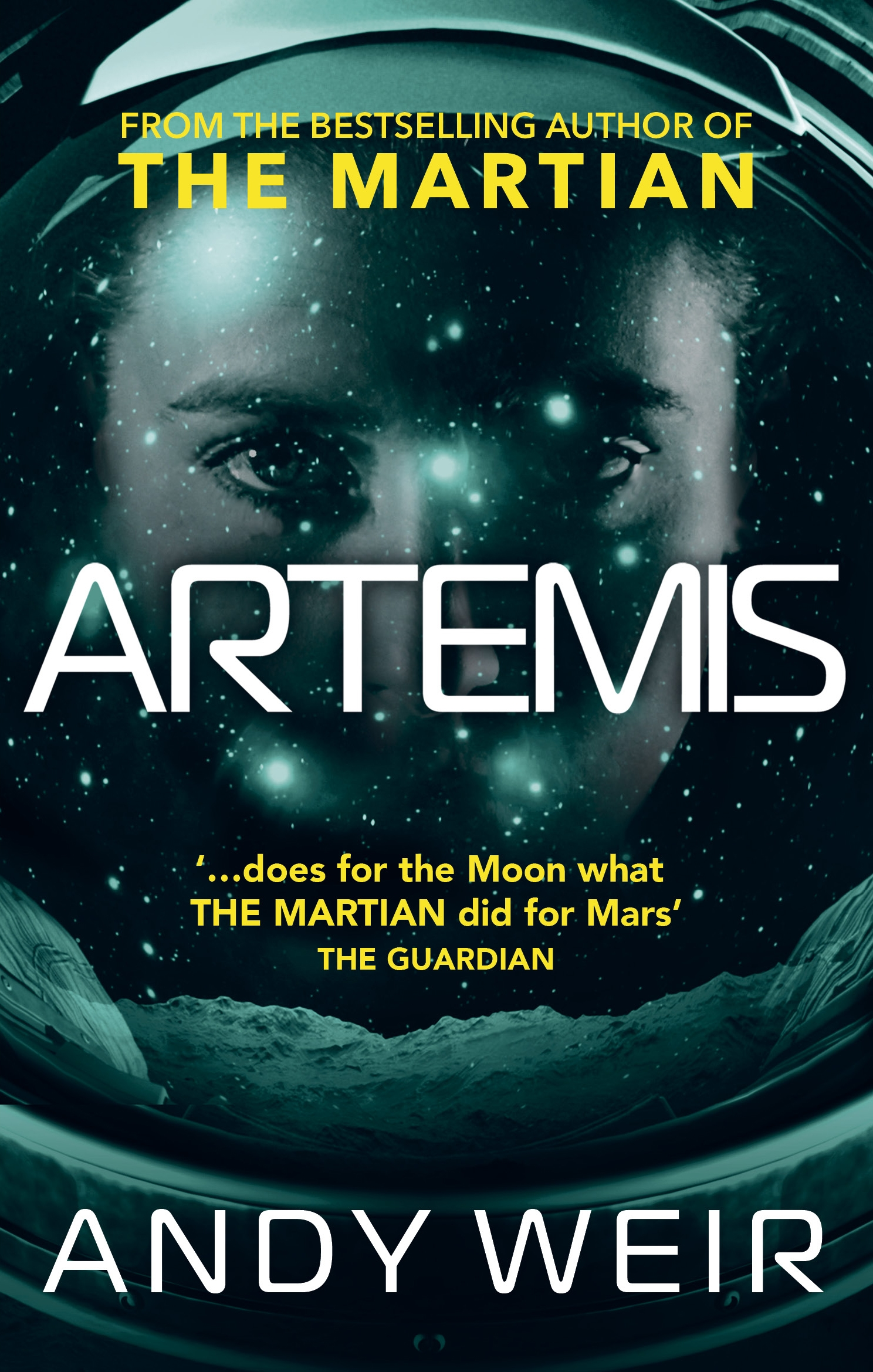 Artemis by Andy Weir - Penguin Books Australia