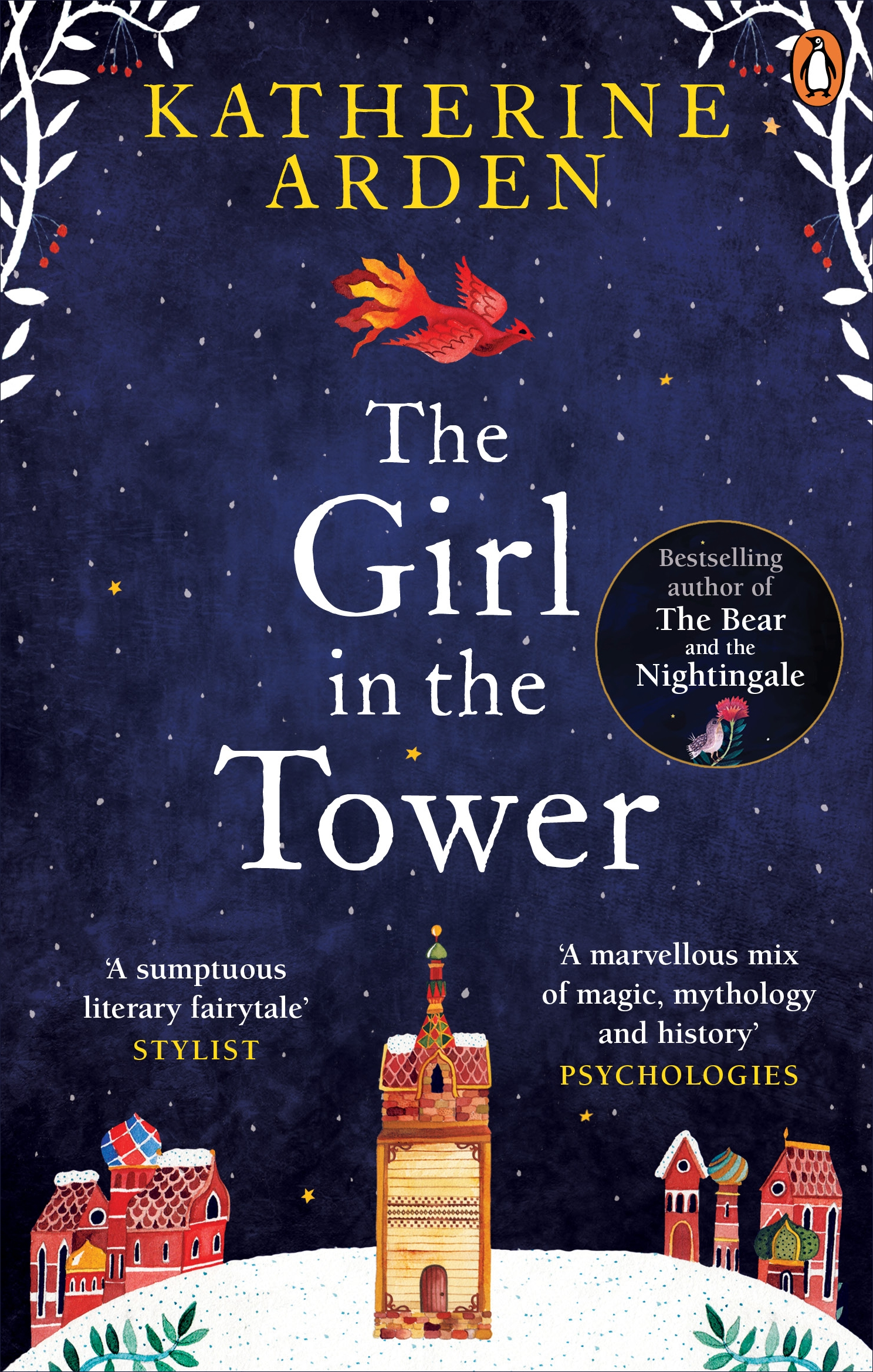 The Girl in The Tower by Katherine Arden - Penguin Books Australia