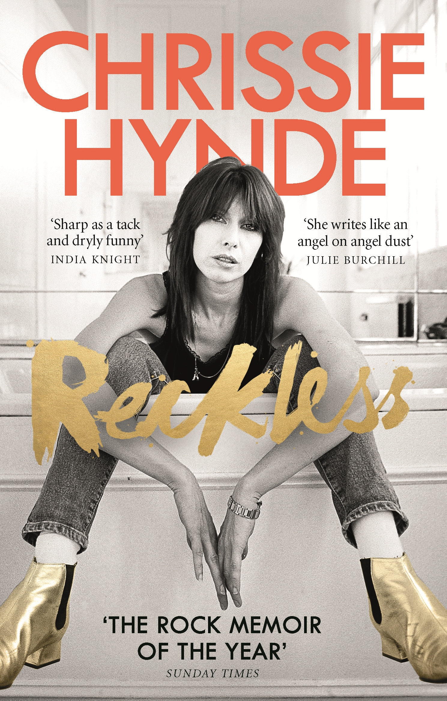 Reckless by Chrissie Hynde - Penguin Books Australia