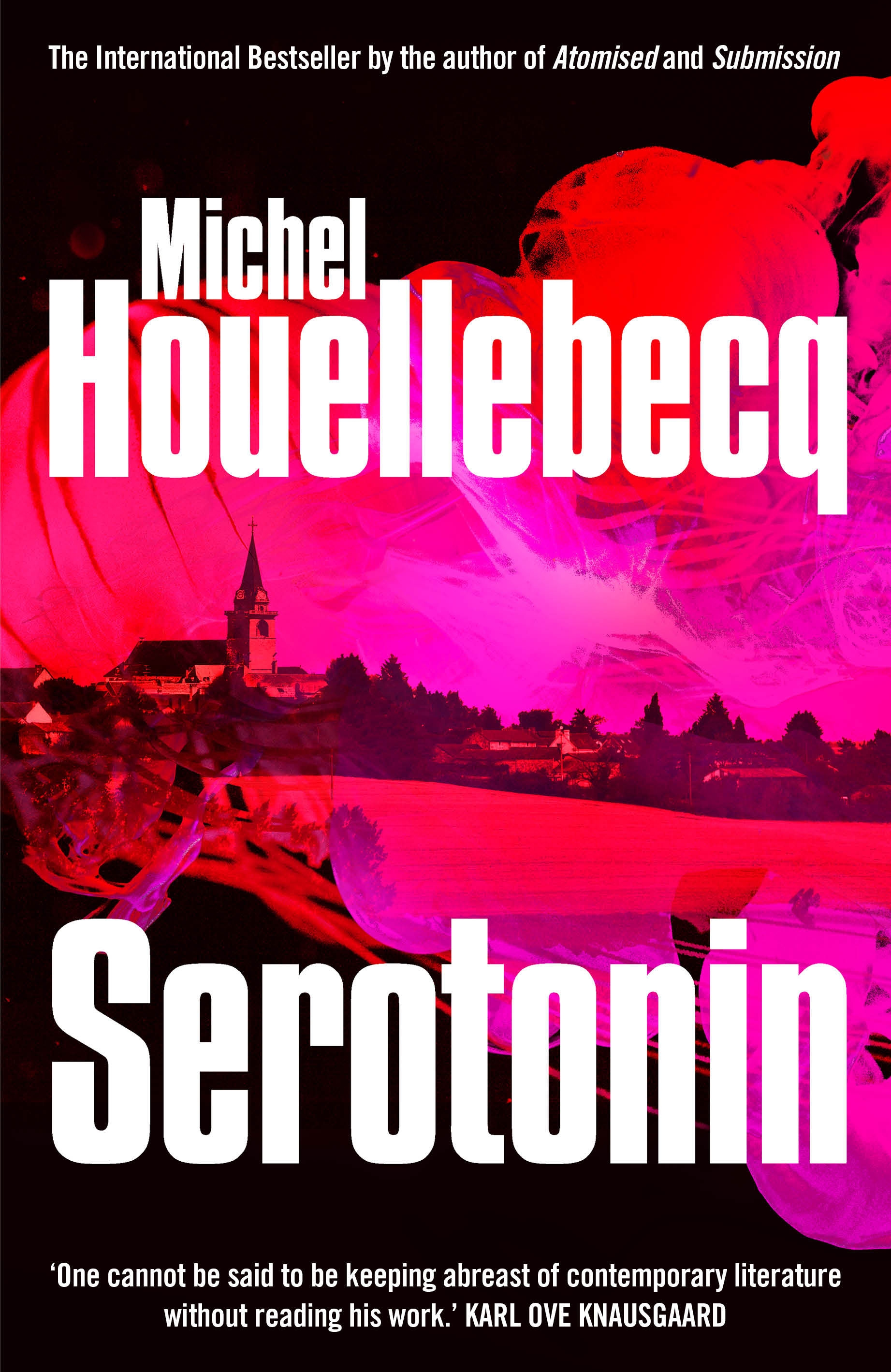 Serotonin by Michel Houellebecq - Penguin Books New Zealand