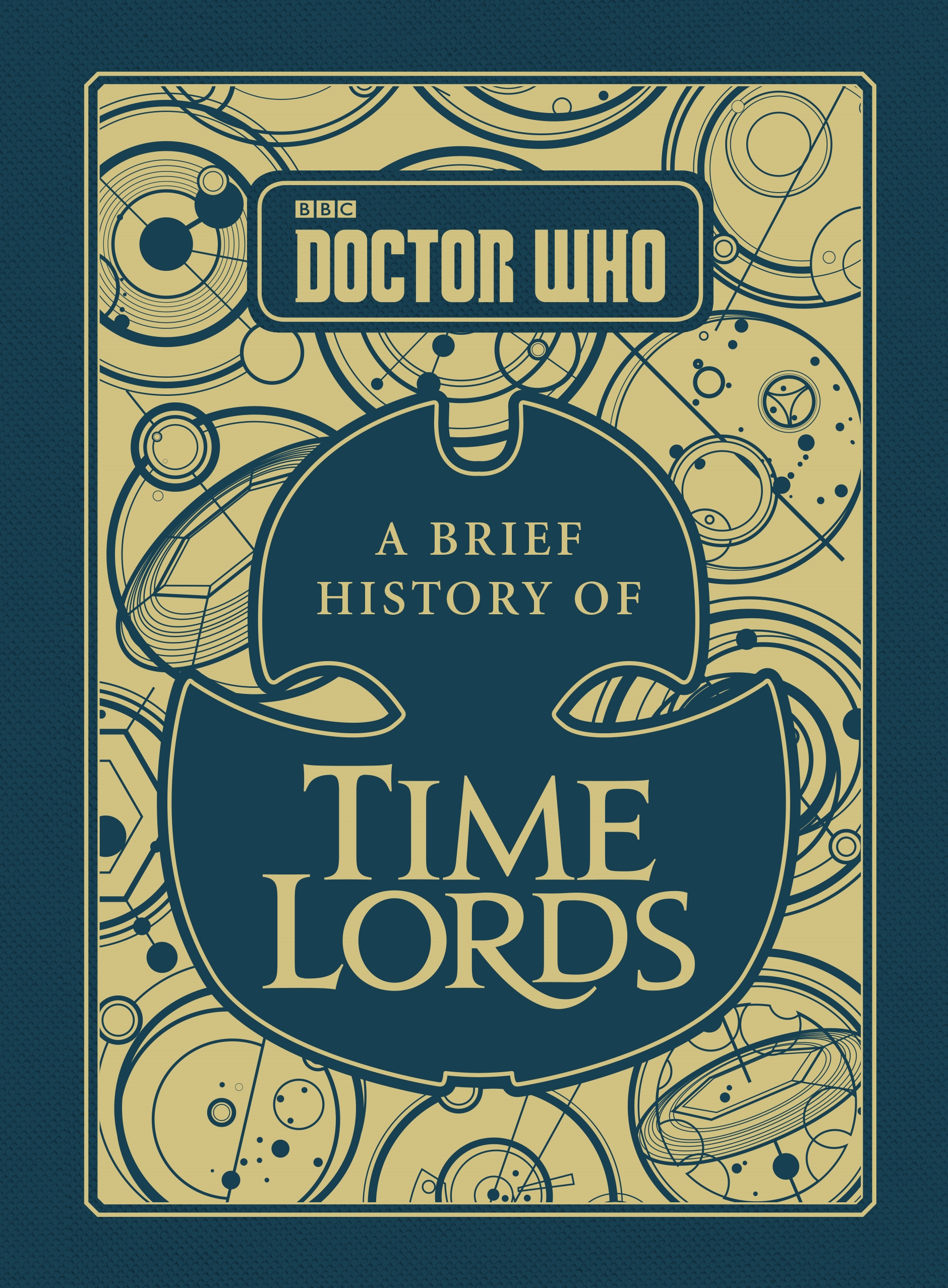 Doctor Who: A Brief History of Time Lords by Steve Tribe