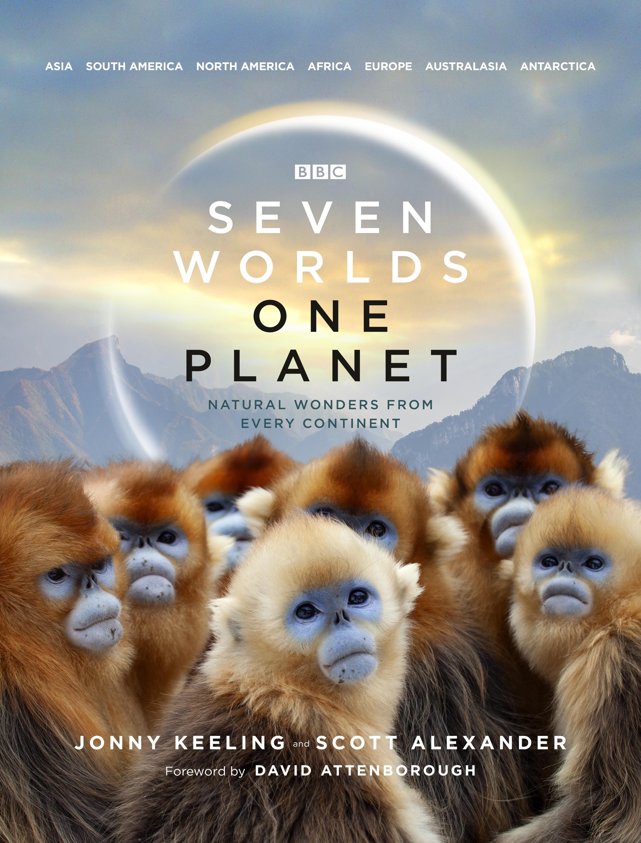 Seven Worlds One Planet by Jonny Keeling - Penguin Books New Zealand