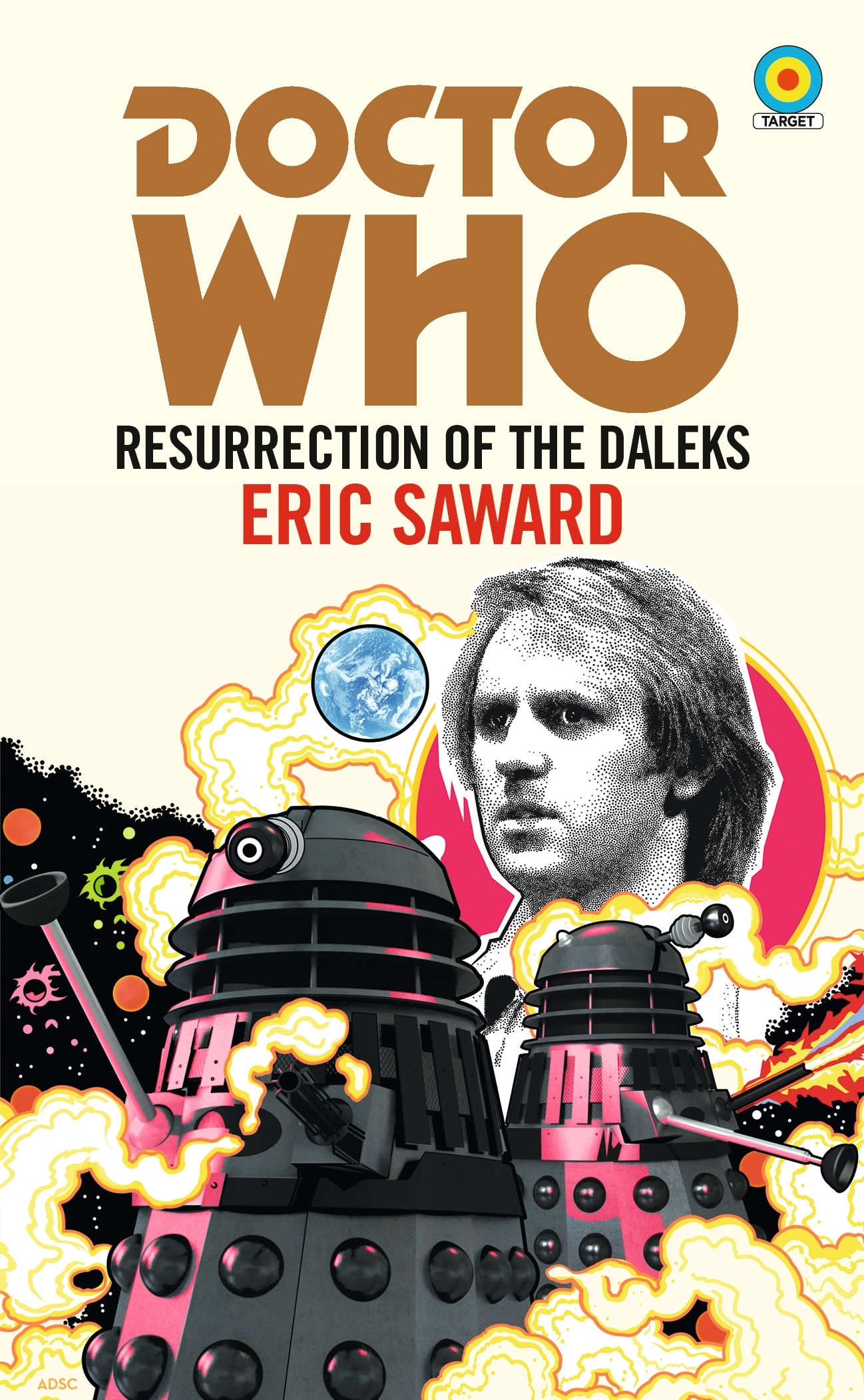 DOCTOR WHO TARGET COLLECTION RESURRECTION OF THE DALEKS