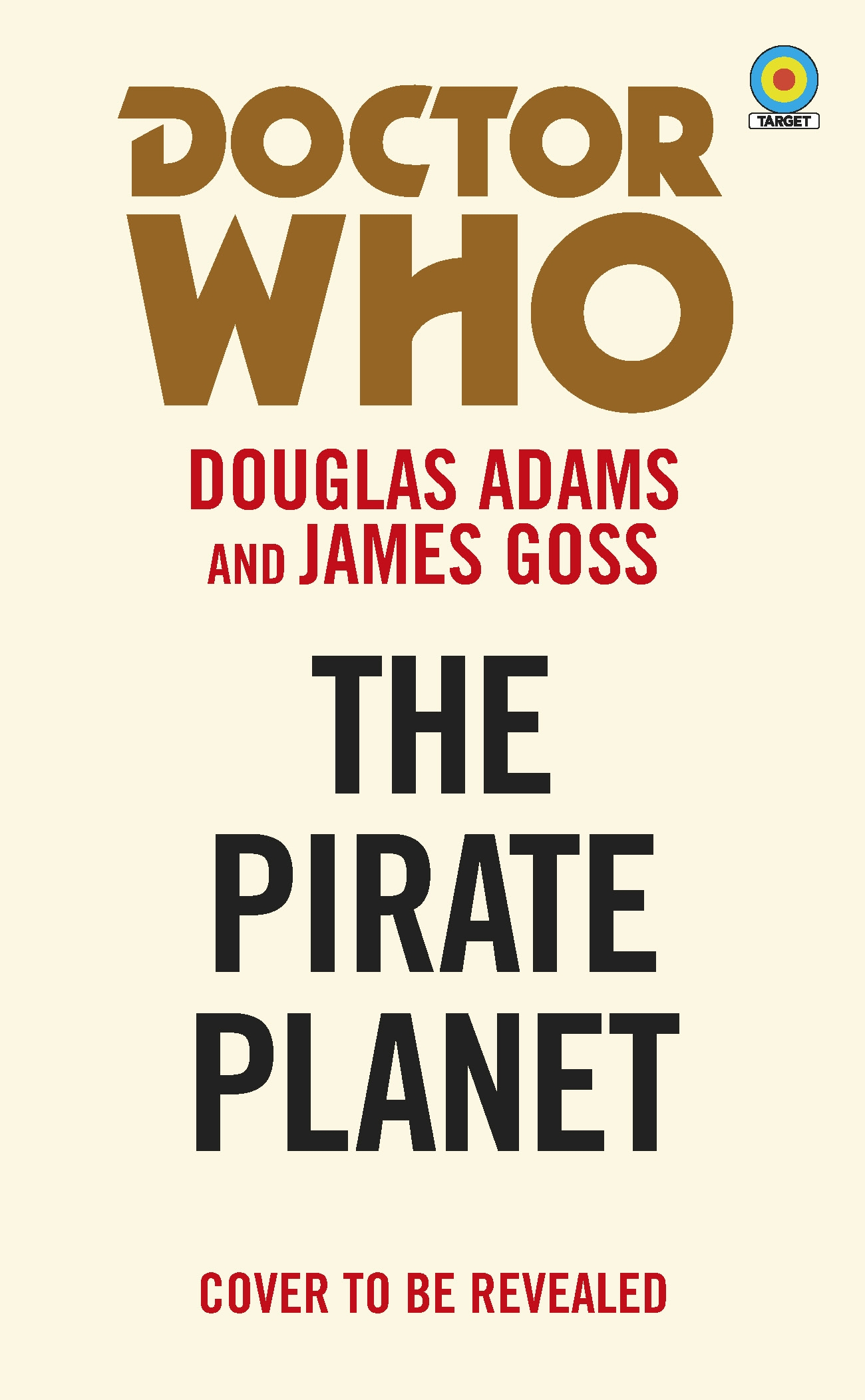 DOCTOR WHO TARGET COLLECTION – PIRATE PLANET (Douglas ADAMS) SC