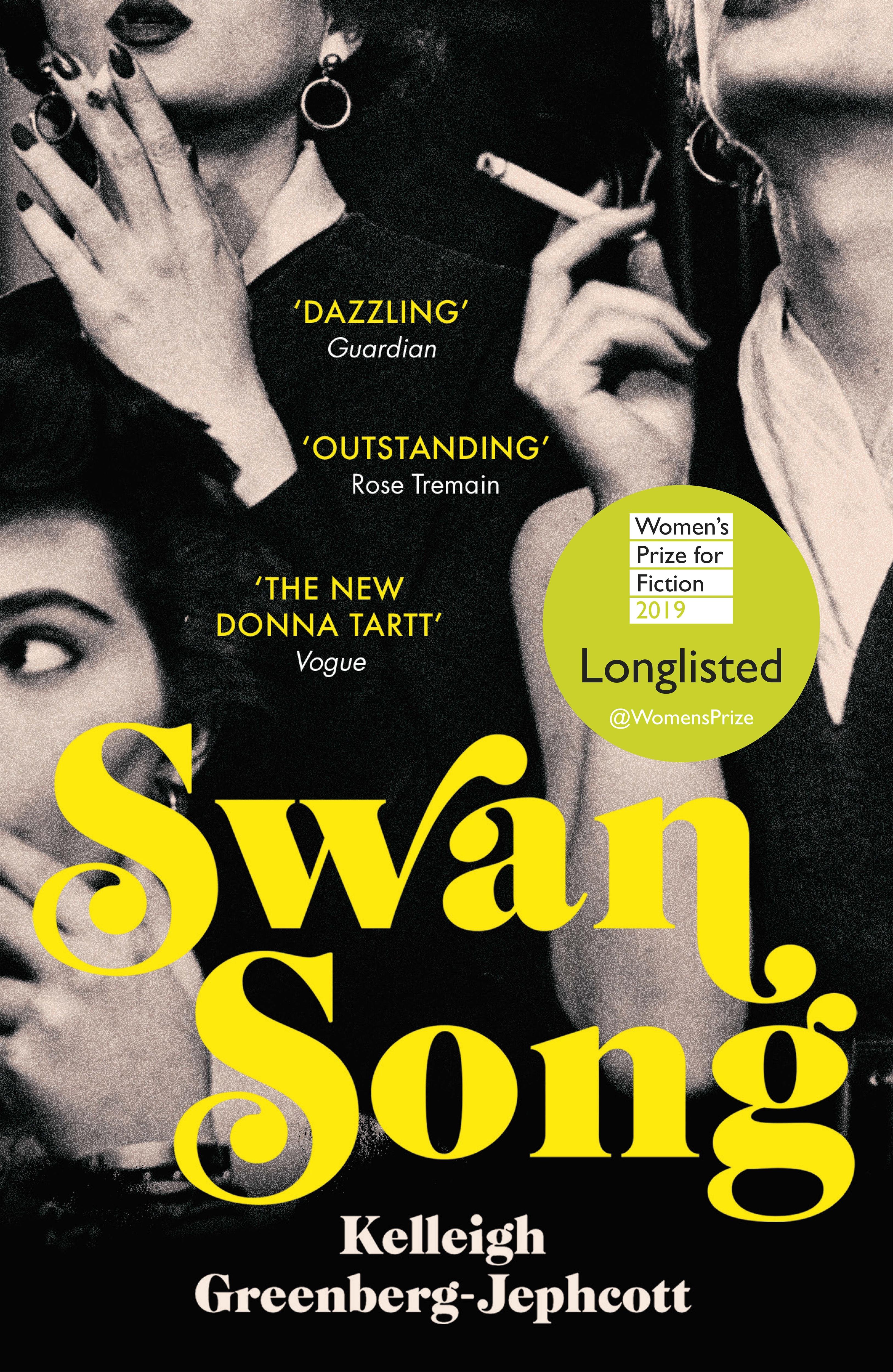 Swan Song by Kelleigh Greenberg-Jephcott - Penguin Books