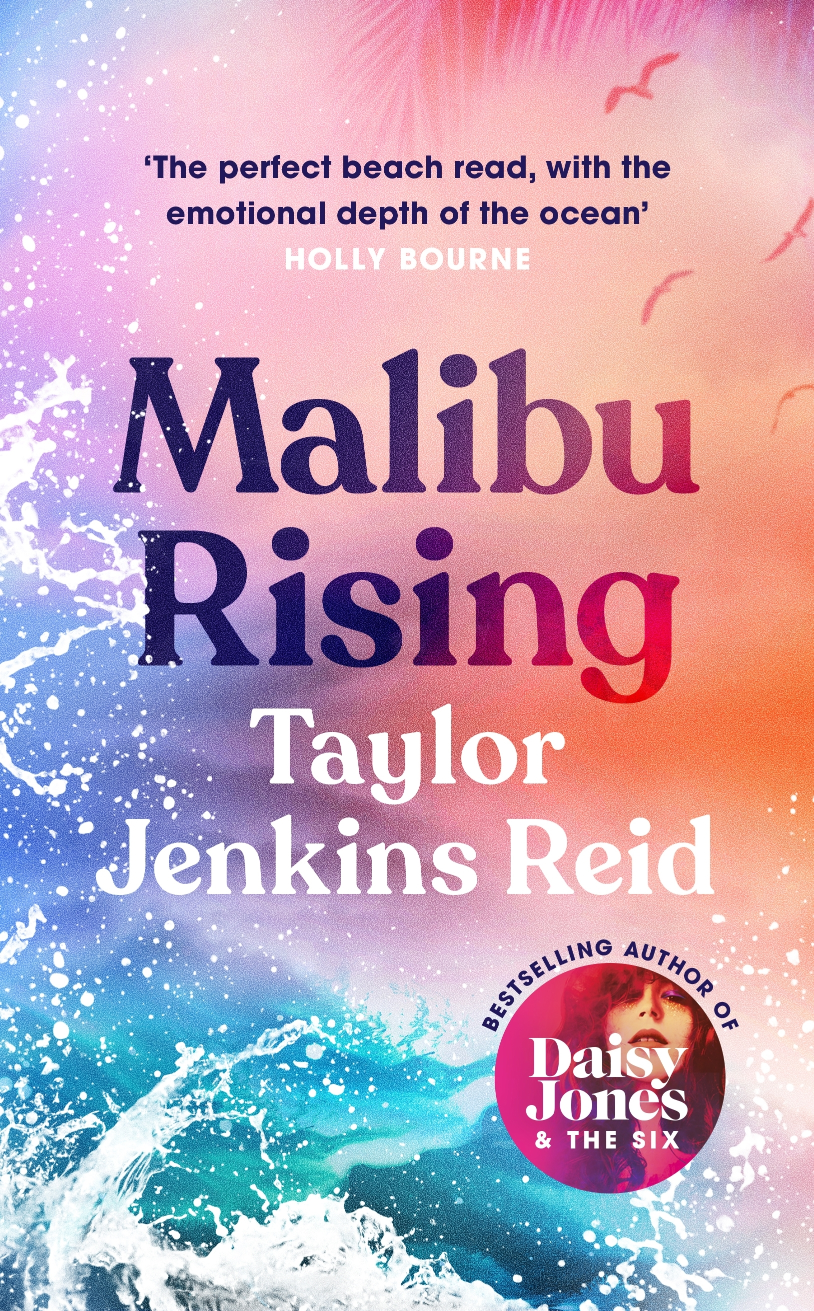 Malibu Rising by Taylor Jenkins Reid - Penguin Books Australia