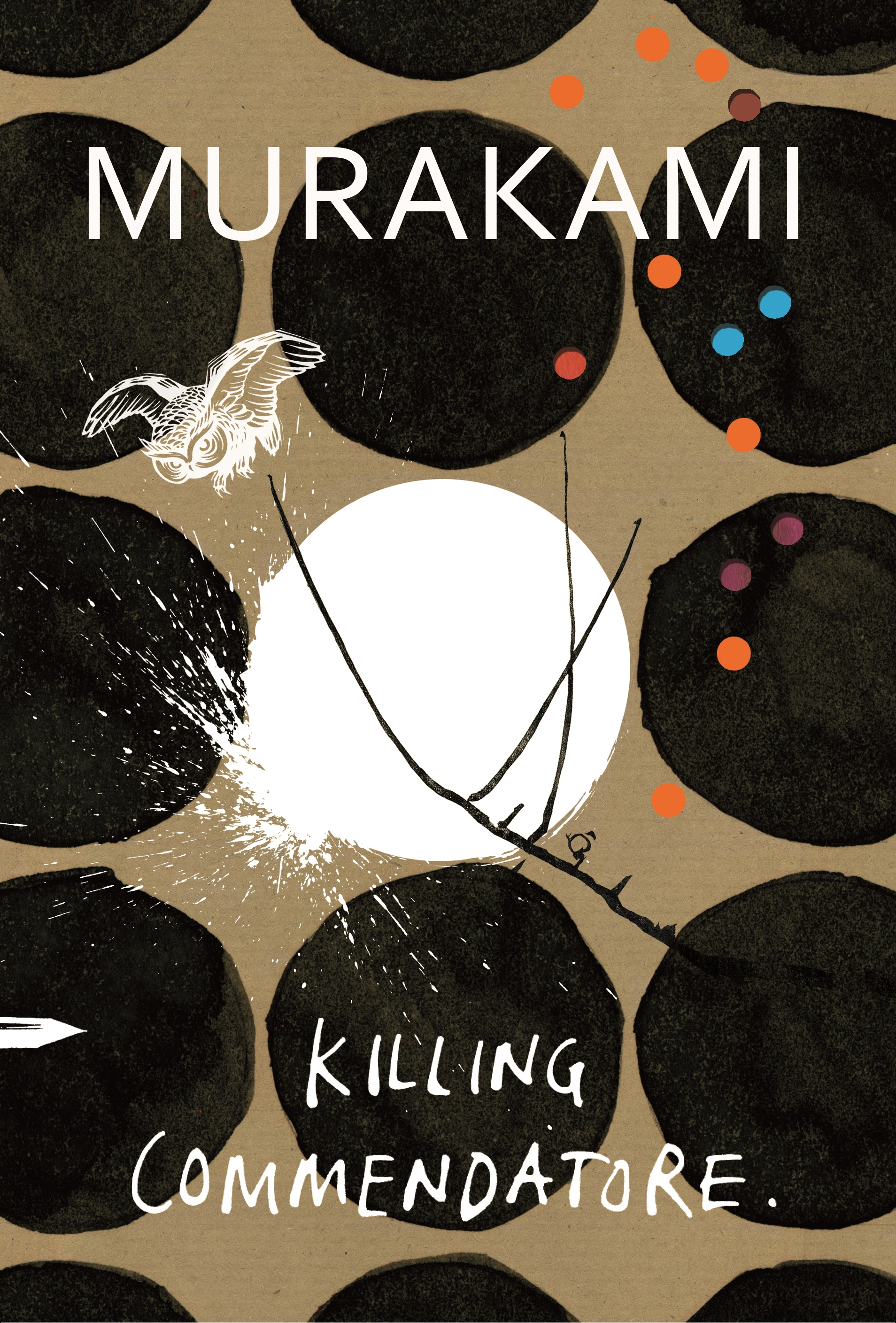 Image result for Killing Commendatore by Haruki Murakami