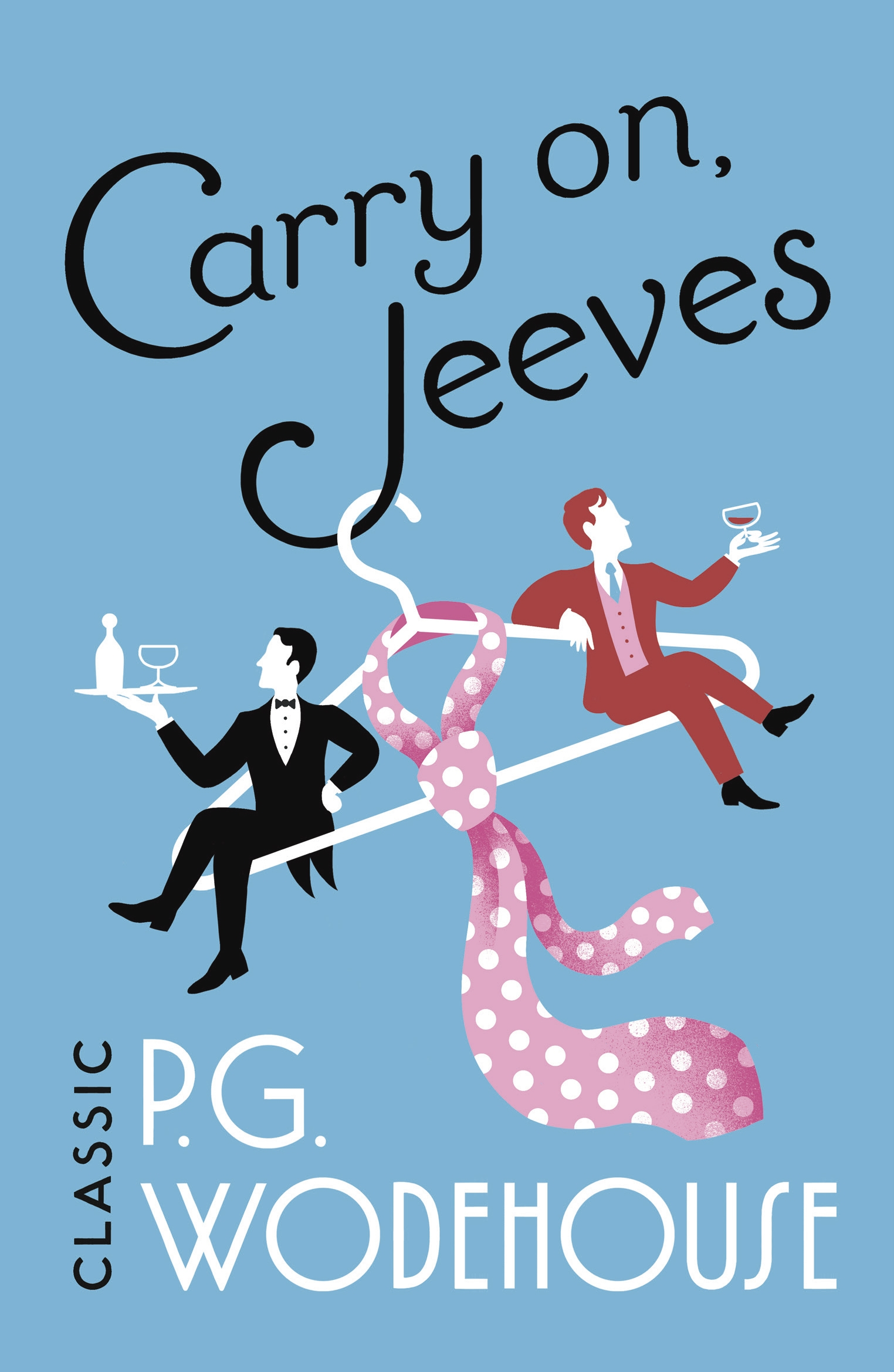 Carry On Jeeves Jeeves 3 By P G Wodehouse