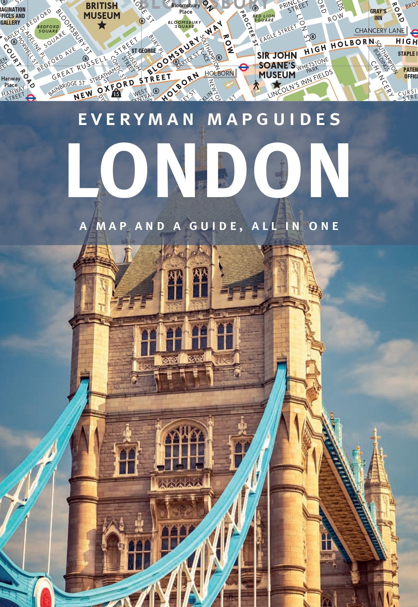 London Map Guide.London Everyman Mapguide Penguin Books Australia