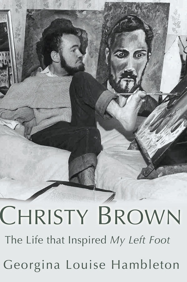 life with cerebral palsy in my left foot by christy brown Text 4: excerpt taken from my left explains the difficulties that he faced as a child with cerebral palsy excerpt taken from my left foot by christy brown.