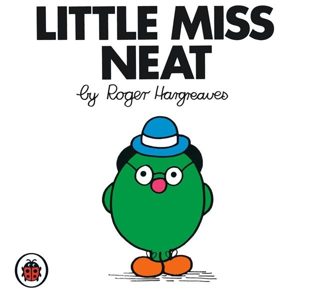 Little Miss Neat V3 Mr Men And Little Miss By Roger Hargreaves Penguin Books New Zealand