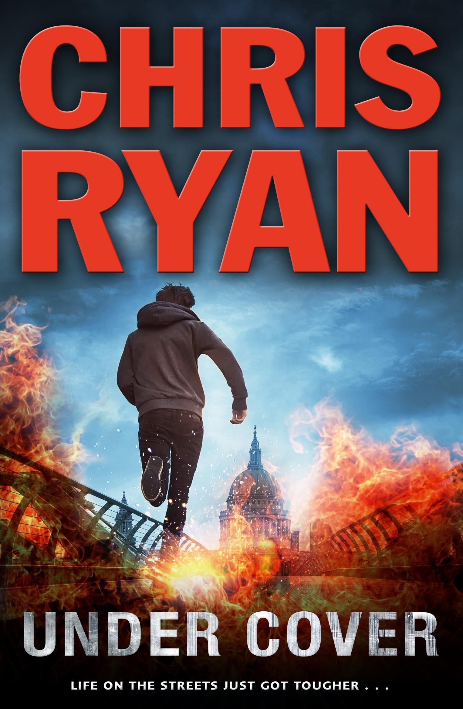 About Chris Ryan